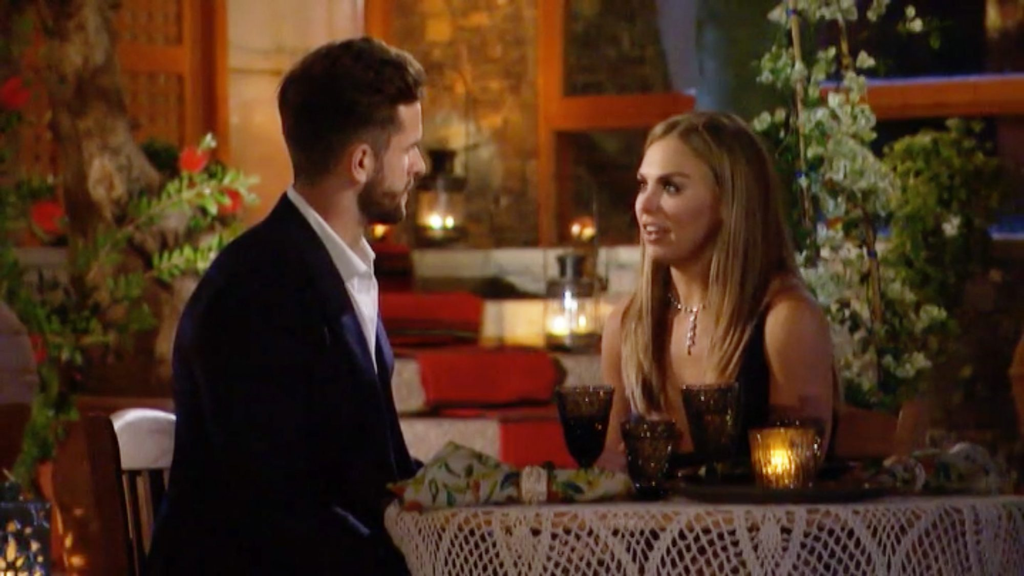 Hannah Brown, Jed The Bachelorette Credit: ABC