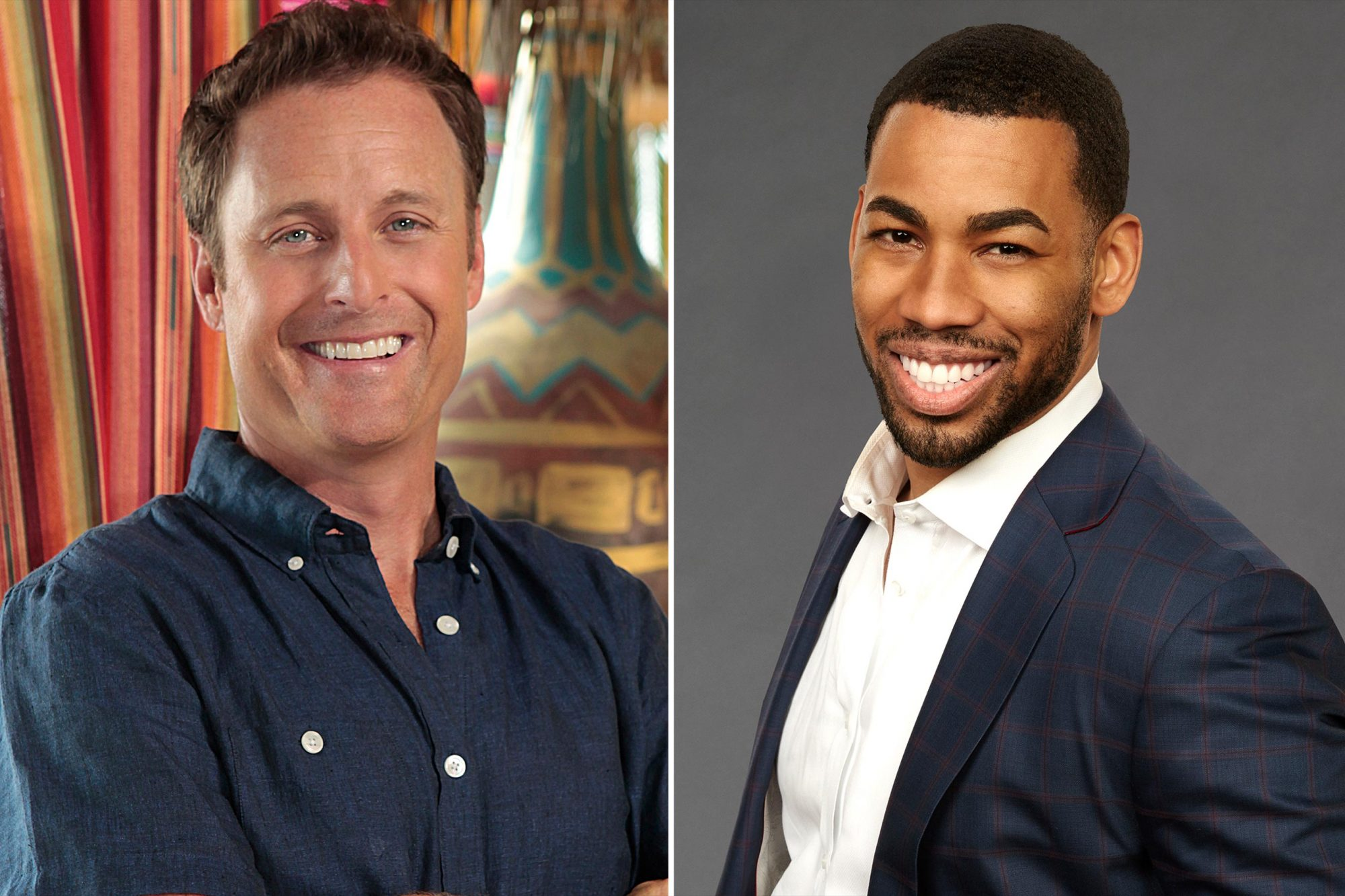 CHRIS HARRISON, Mike Johnson