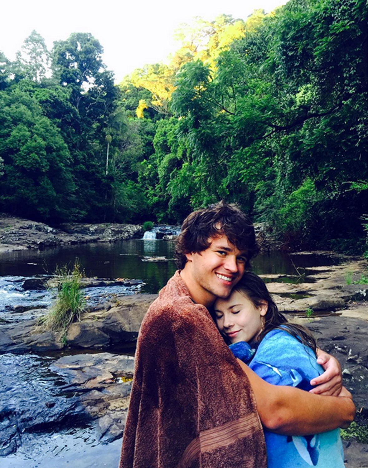 Bindi Irwin and Chandler Powell - 5