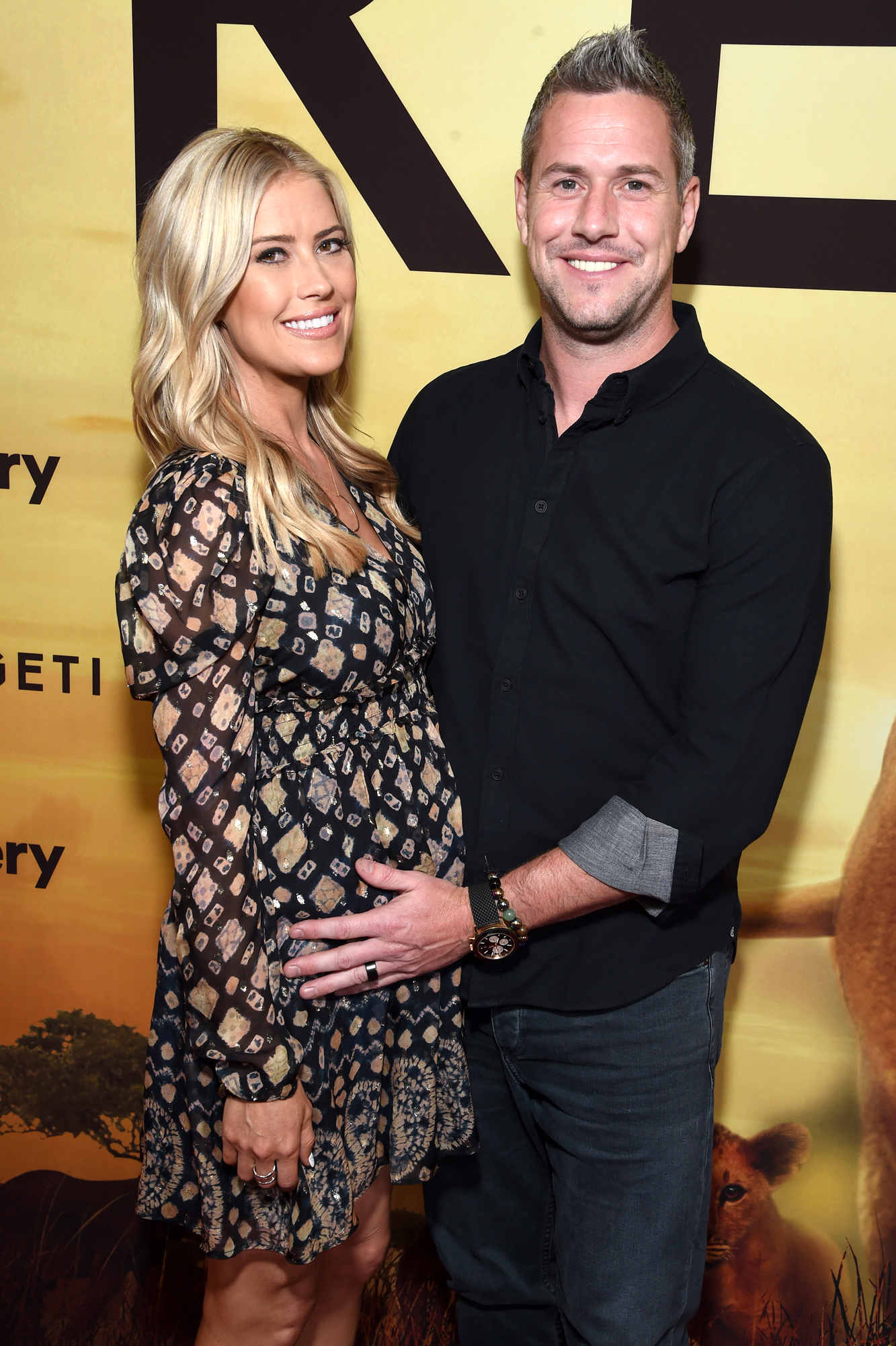 Christina Anstead and Ant Anstead