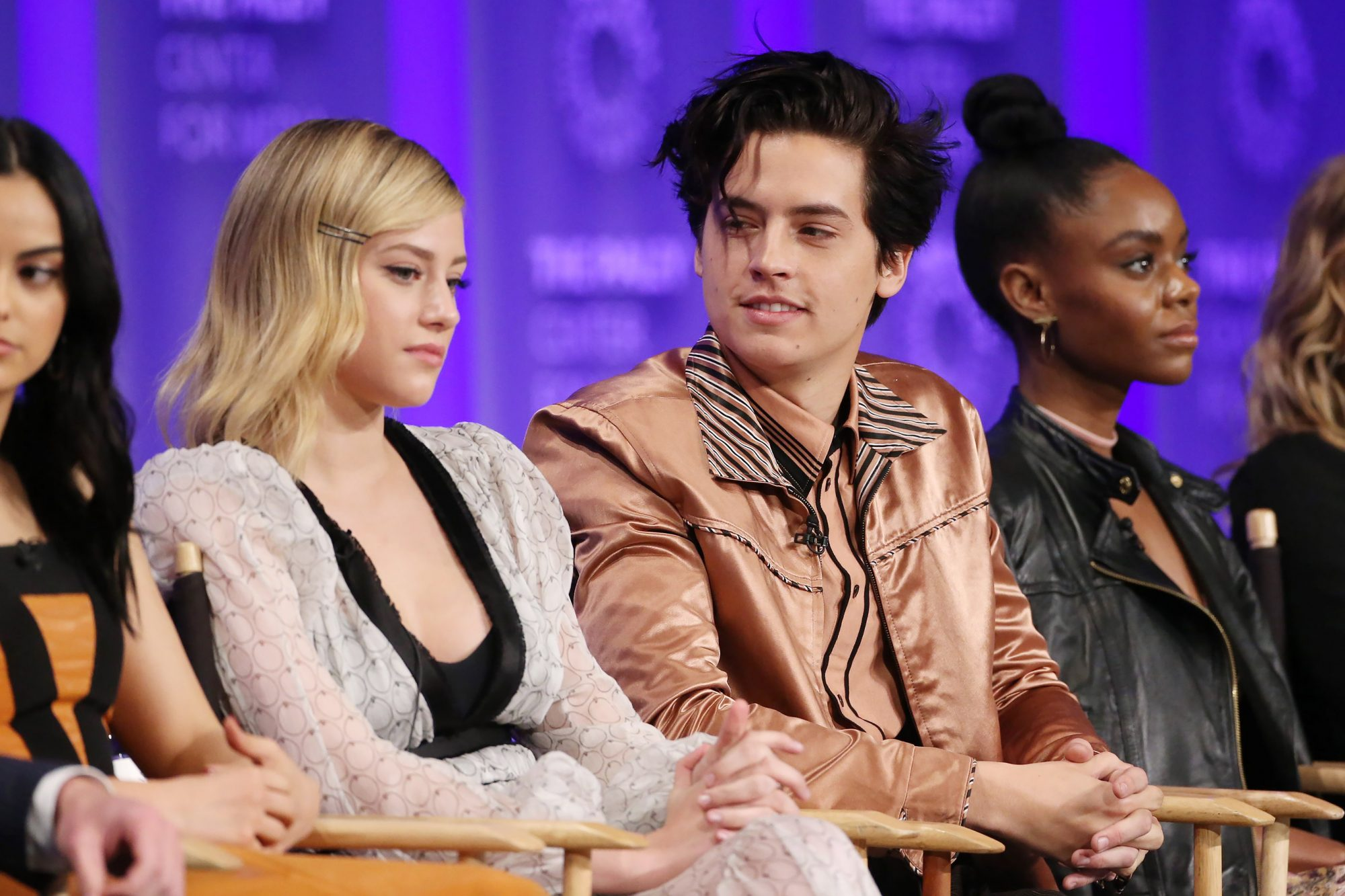 'Riverdale' TV show presentation, Panel, Paleyfest, Los Angeles, USA - 25 Mar 2018