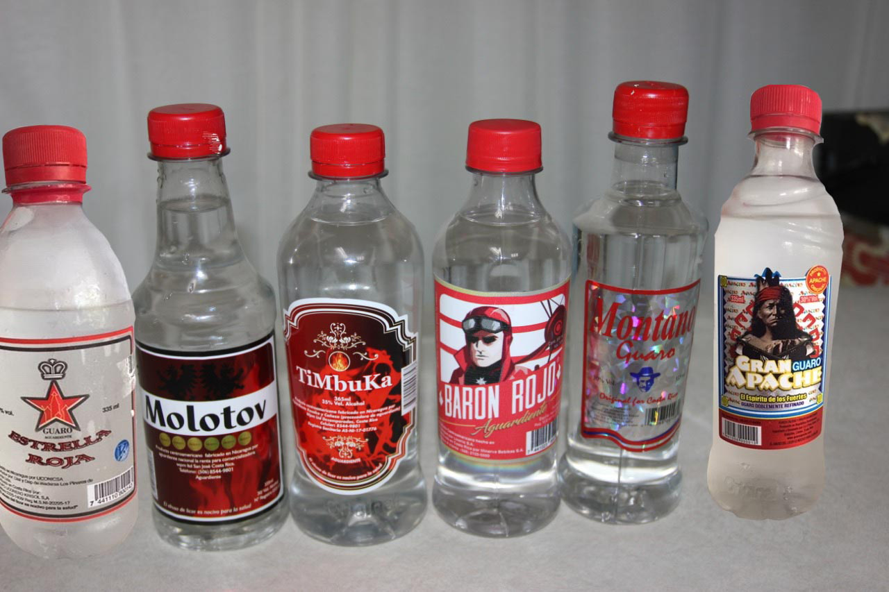 tainted alcohol Costa Rica Ministry of Health