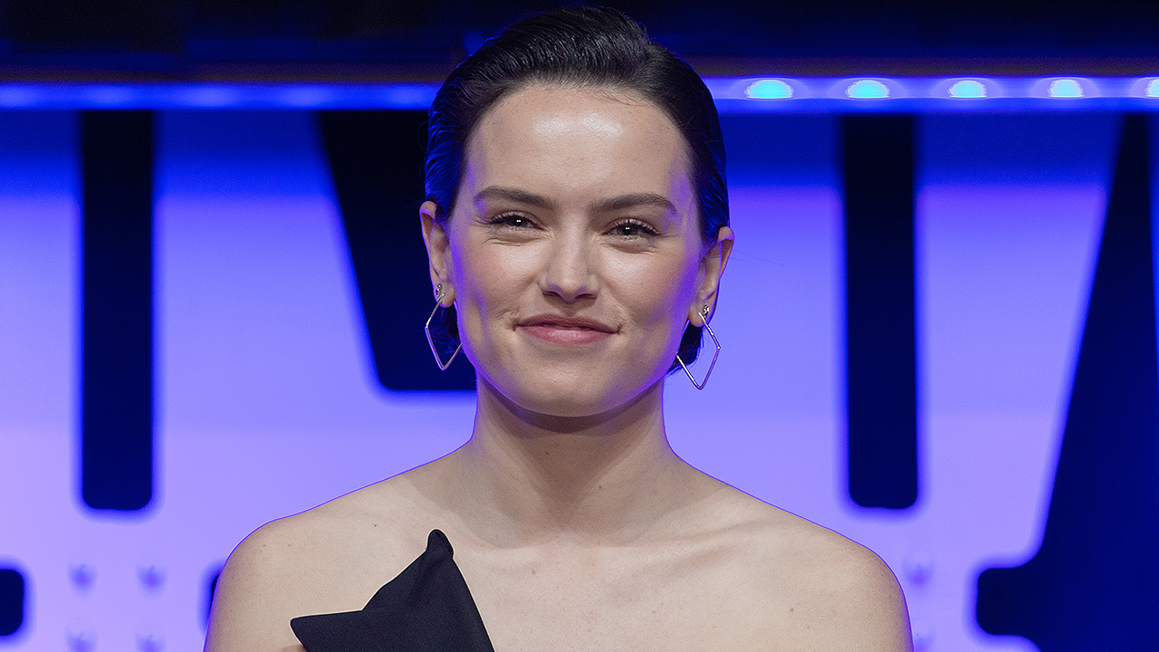 Daisy Ridley Describes How 'Emotional' It Was to Have Her Parents on Set