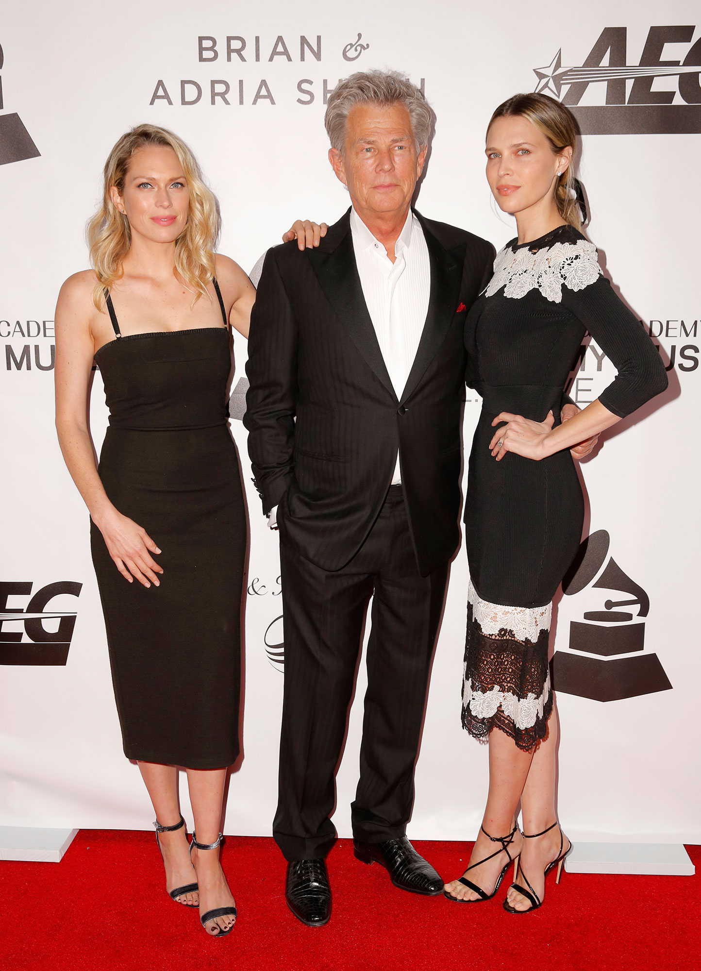 David Foster Wives And Kids Katharine Mcphee People Com