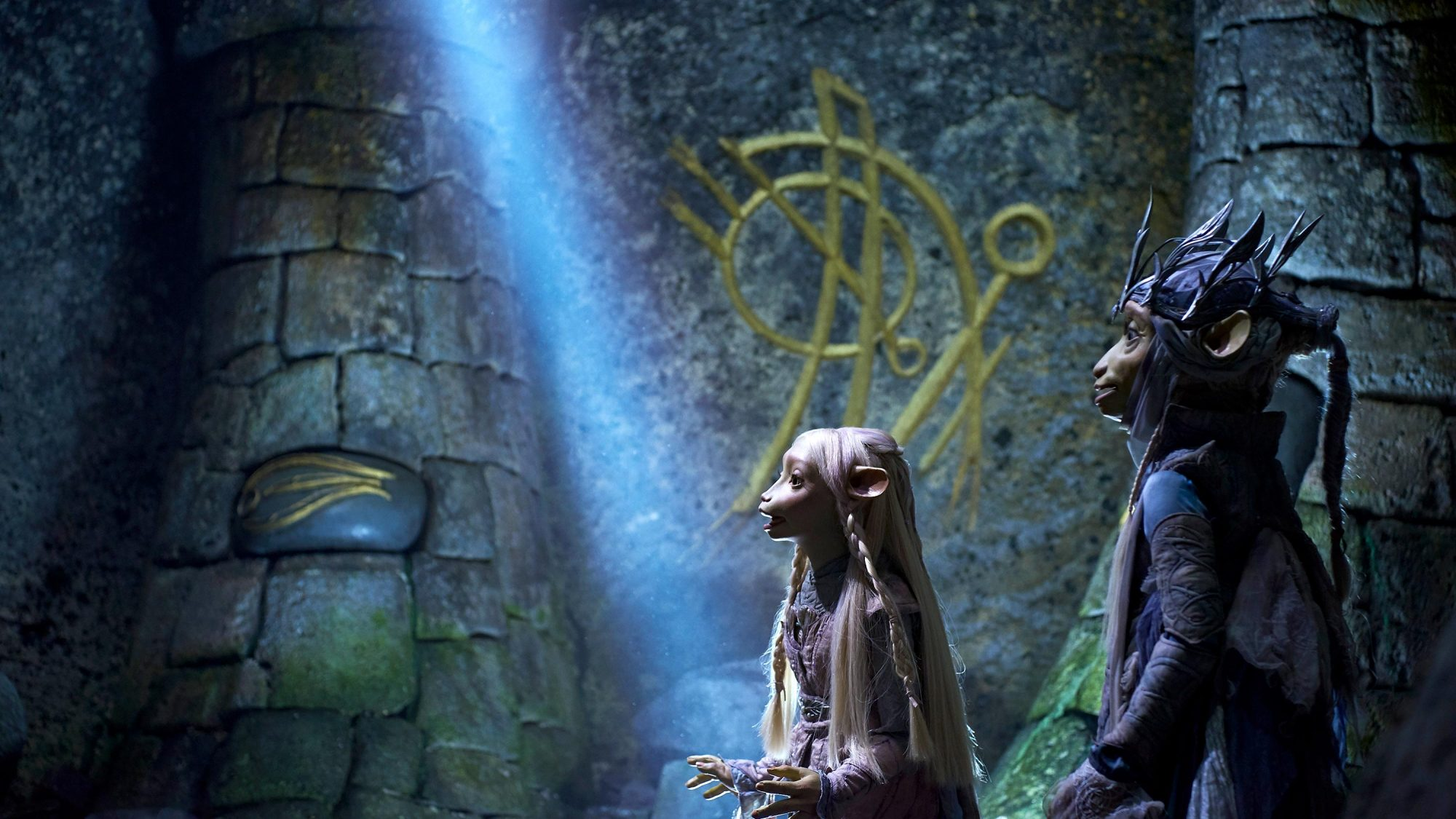 See the full voice cast for 'The Dark Crystal: Age of Resistance' —and the puppets they're playing