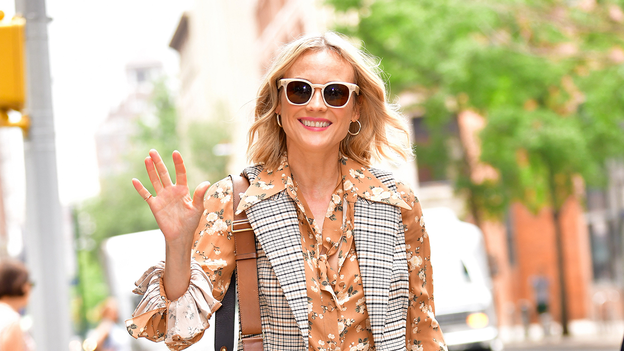 Diane Kruger Shares What Norman Reedus Gave Her for Her Birthday
