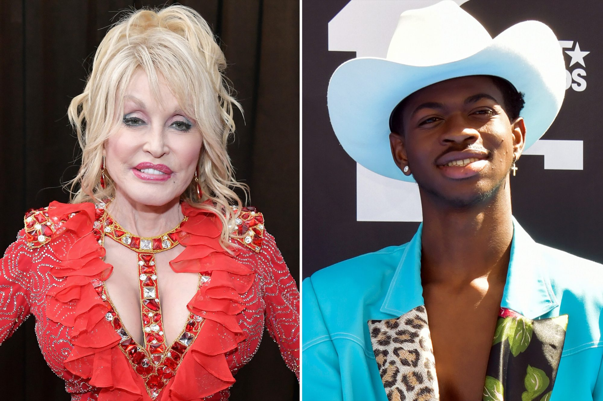 Dolly Parton Lil Nas X Old Town Road