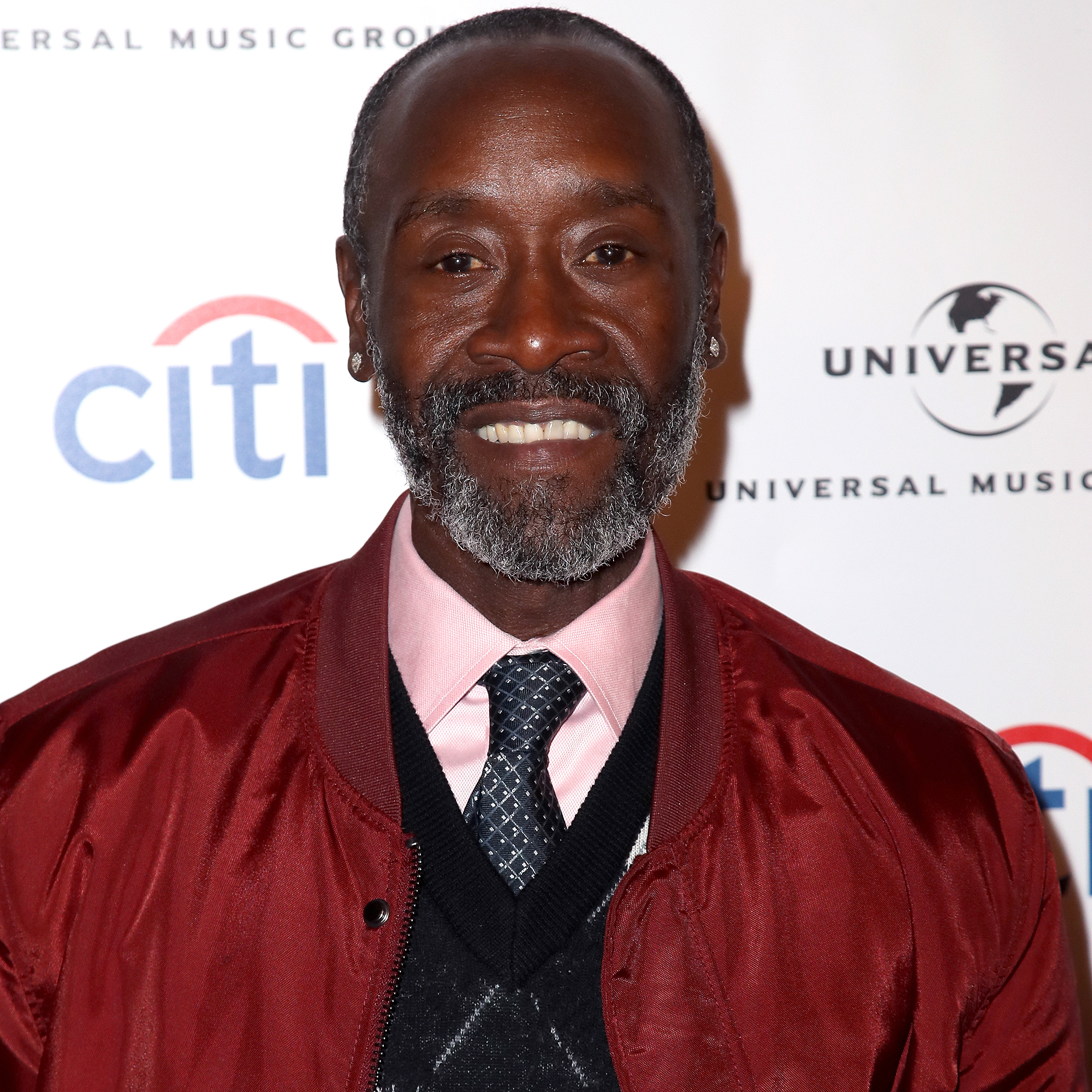 Don Cheadle attends Universal Music Group's 2017 GRAMMY after party at The Theatre at Ace Hotel on February 12, 2017 in Los Angeles, California.