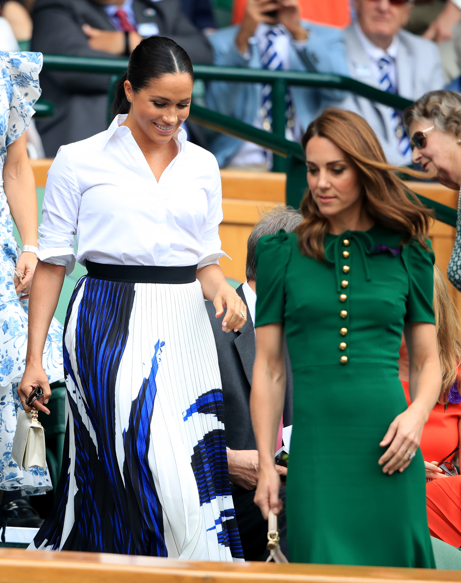 Duchess of Cambridge and The Duchess of Sussex