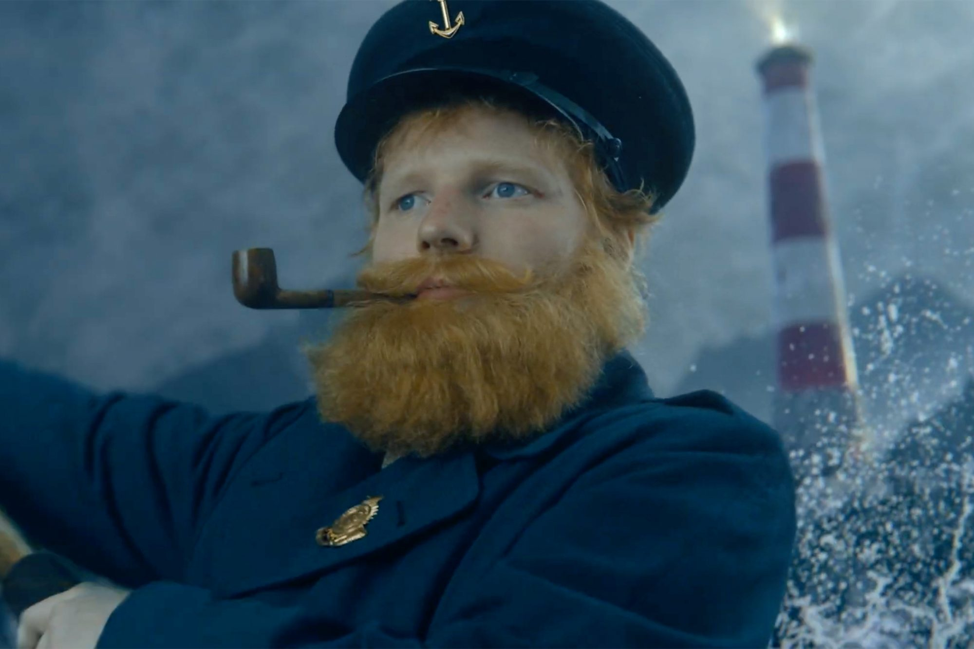 Ed Sheeran & Travis Scot music video (Antisocial)
