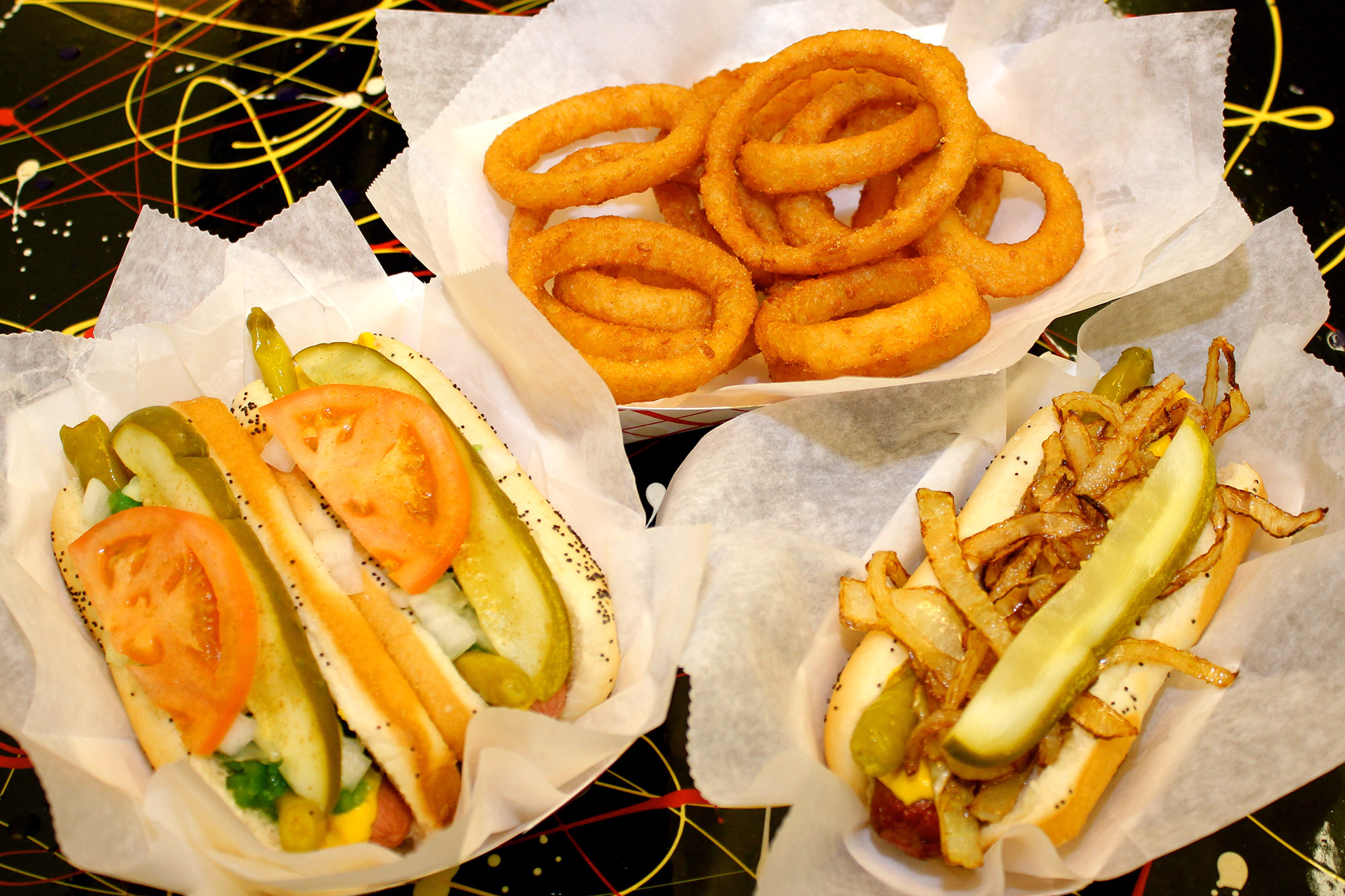 Mike's Hot Dogs