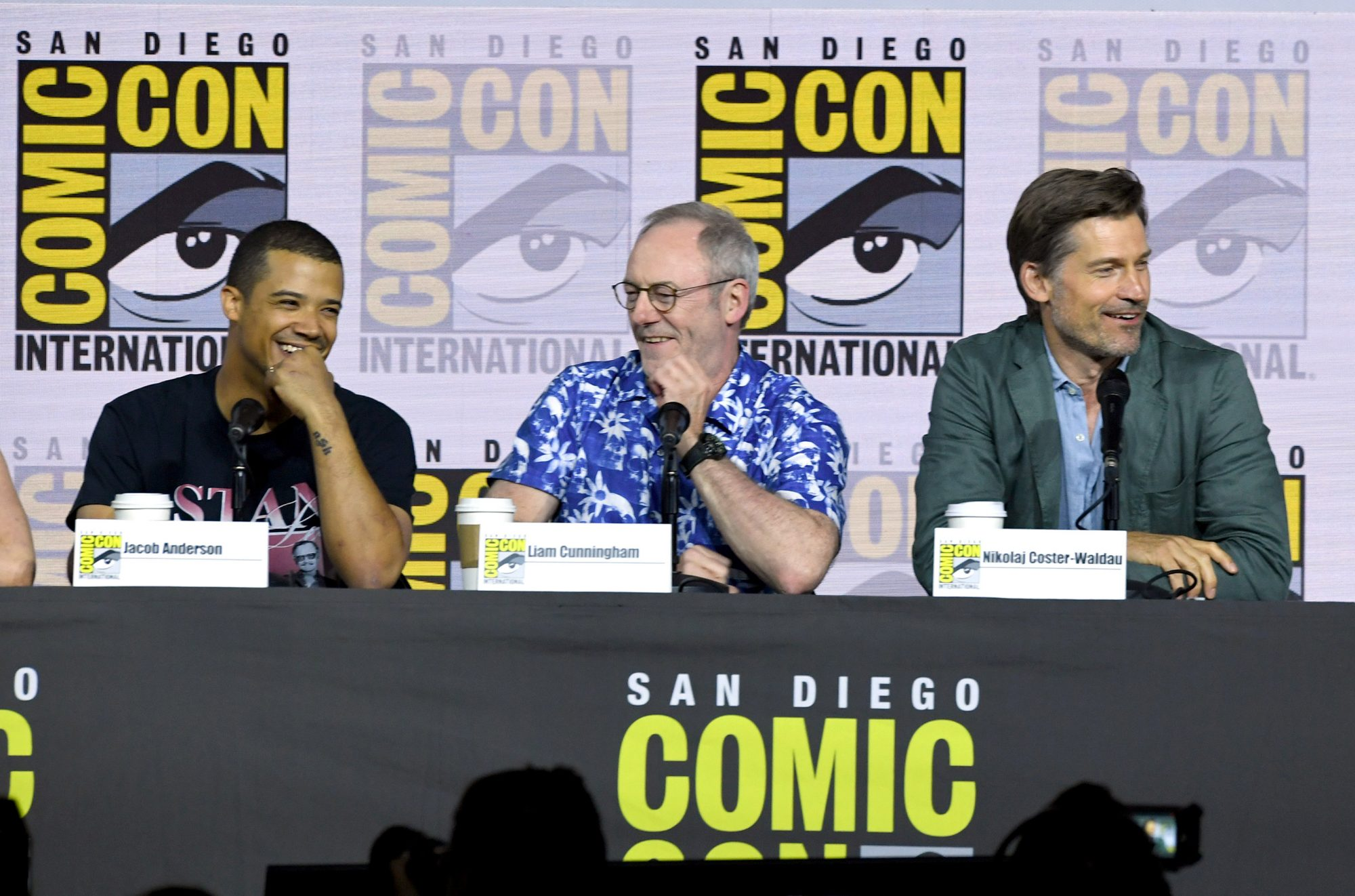 "2019 Comic-Con International - ""Game Of Thrones"" Panel And Q&A"