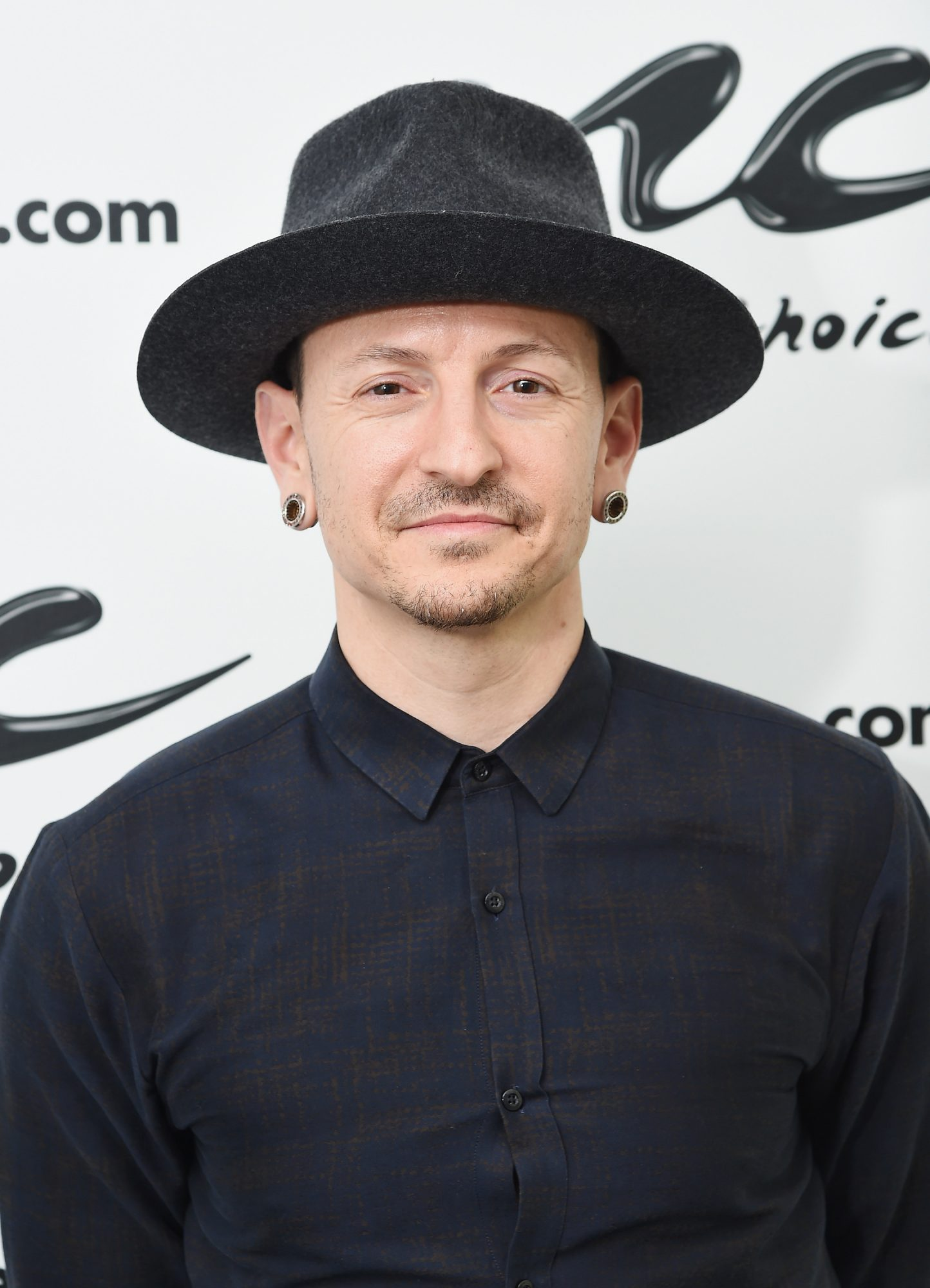 Chester Bennington Visits Music Choice