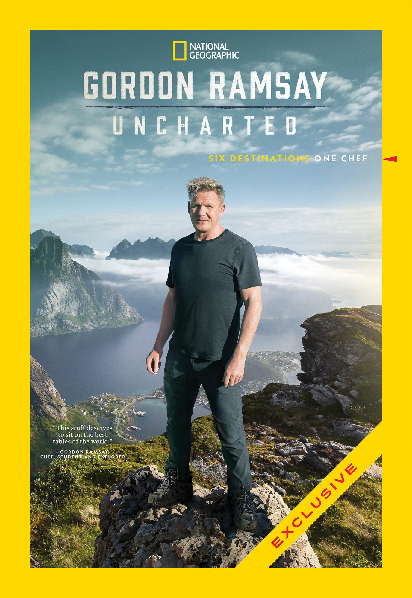 gordon ramsay new magazine
