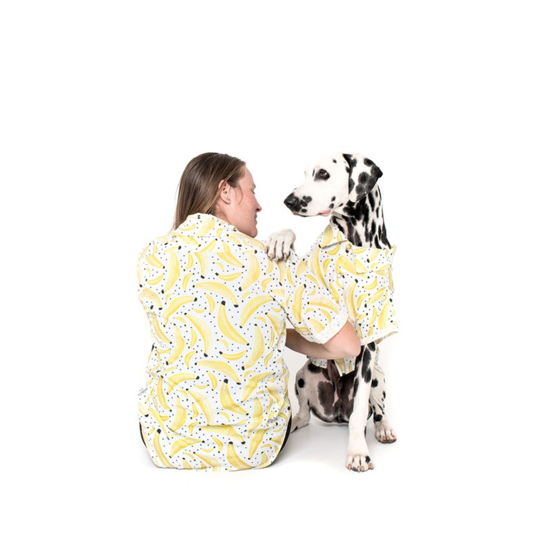 matching shirts for dogs and owners