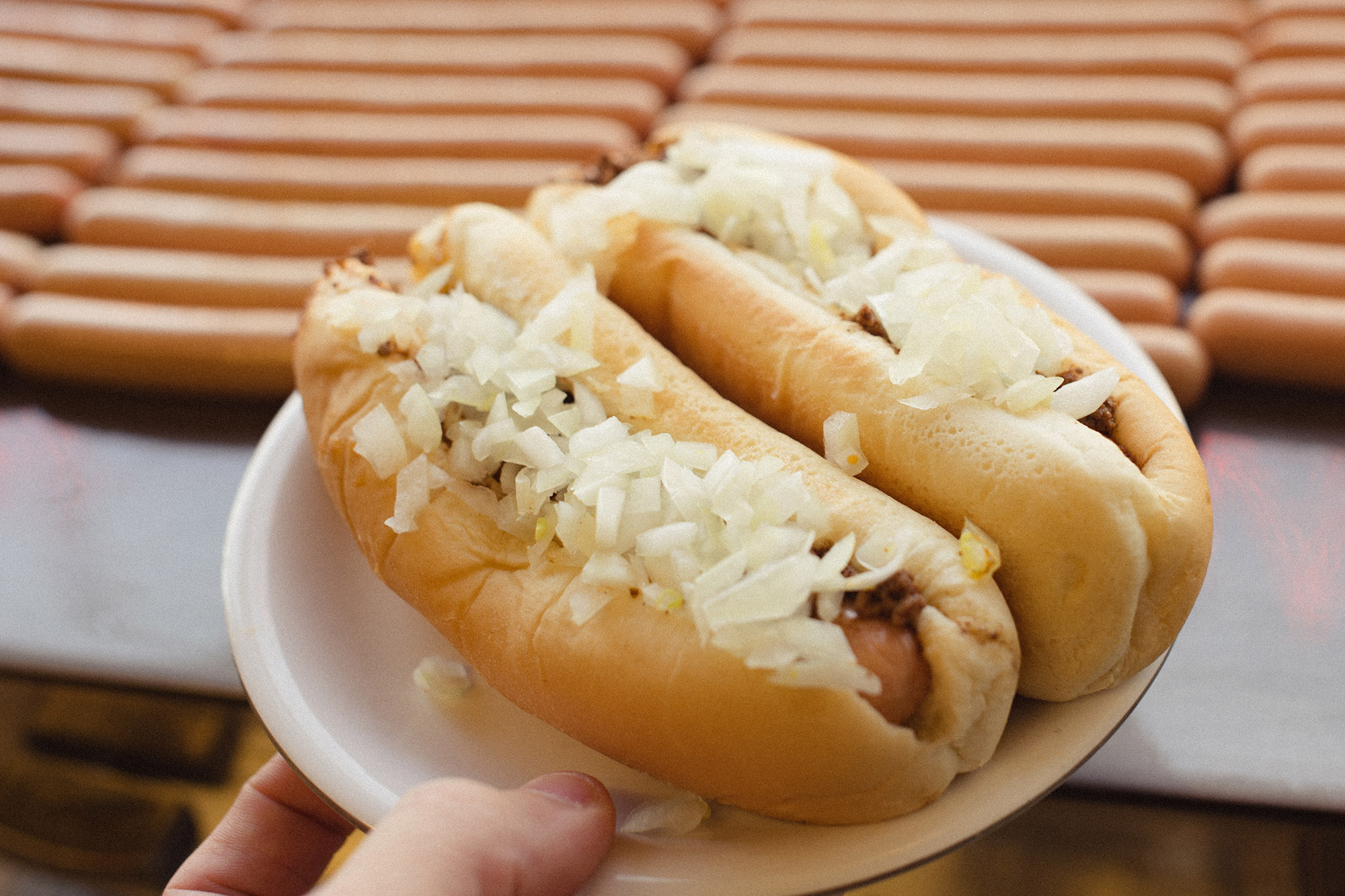 Fort Wayne's Famous Coney Island Wiener Stand in Indiana
