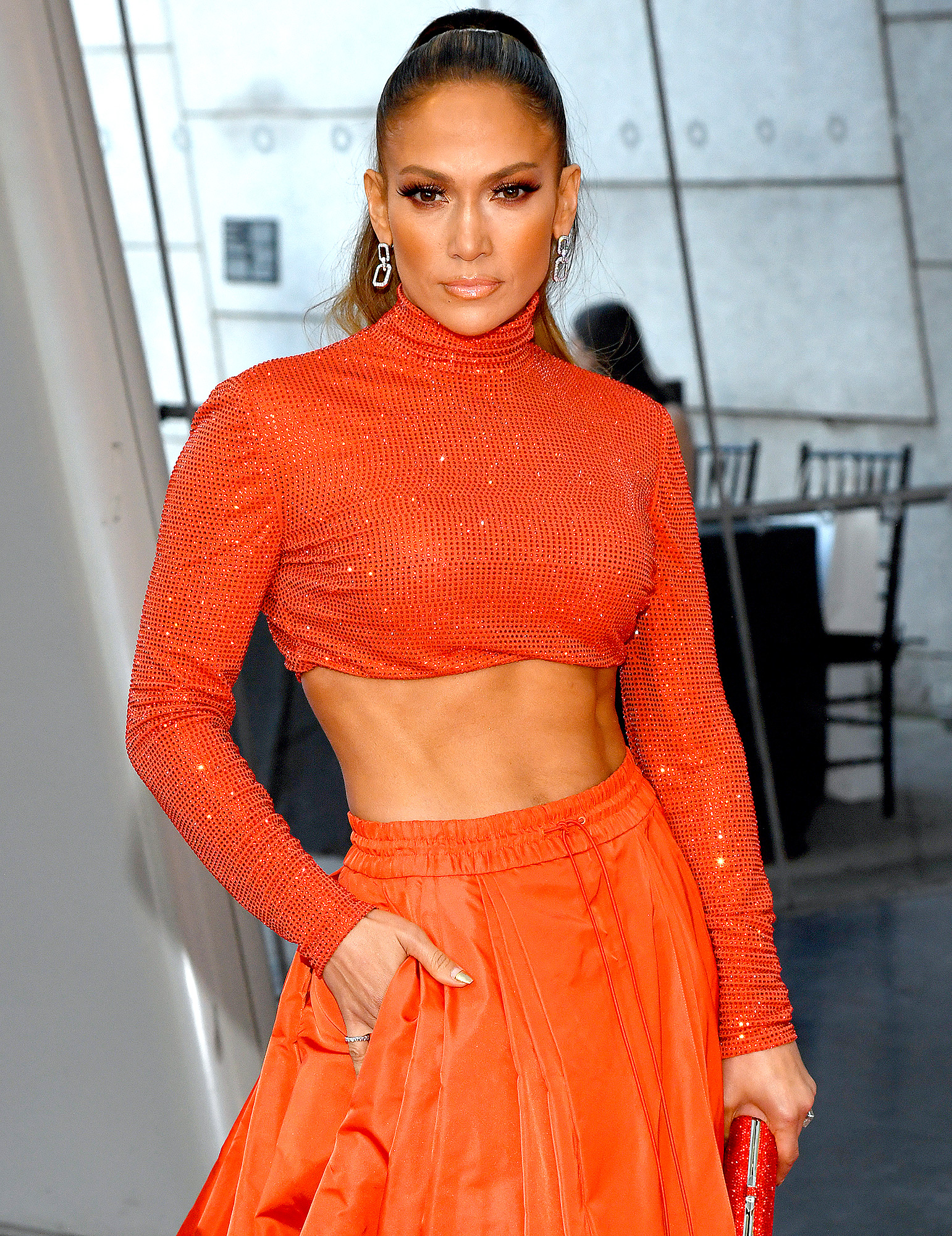 Jennifer Lopez To Play A Drug Lord In New Movie Reports People Com