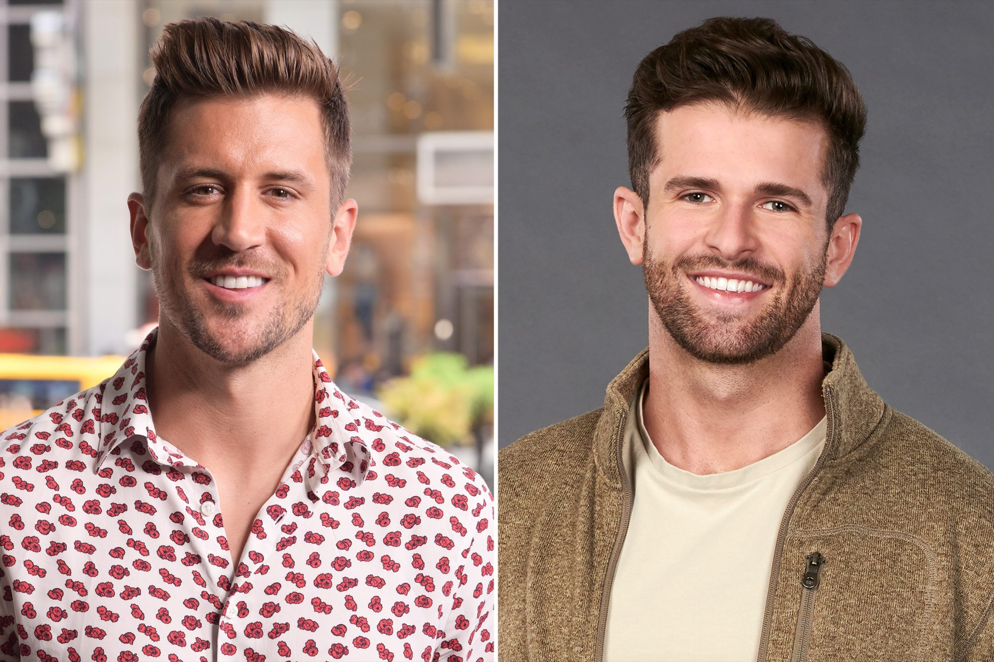 Jordan Rodgers Jed Wyatt The Bachelorette