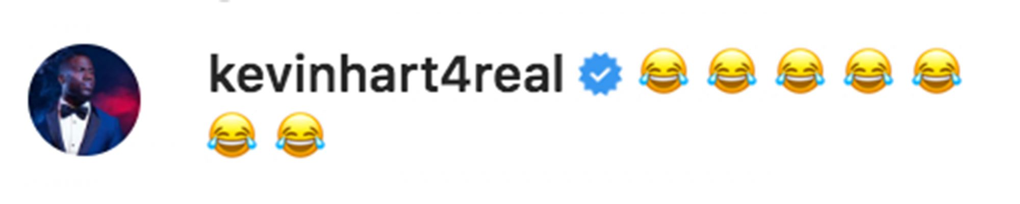 Kevin Hart comment