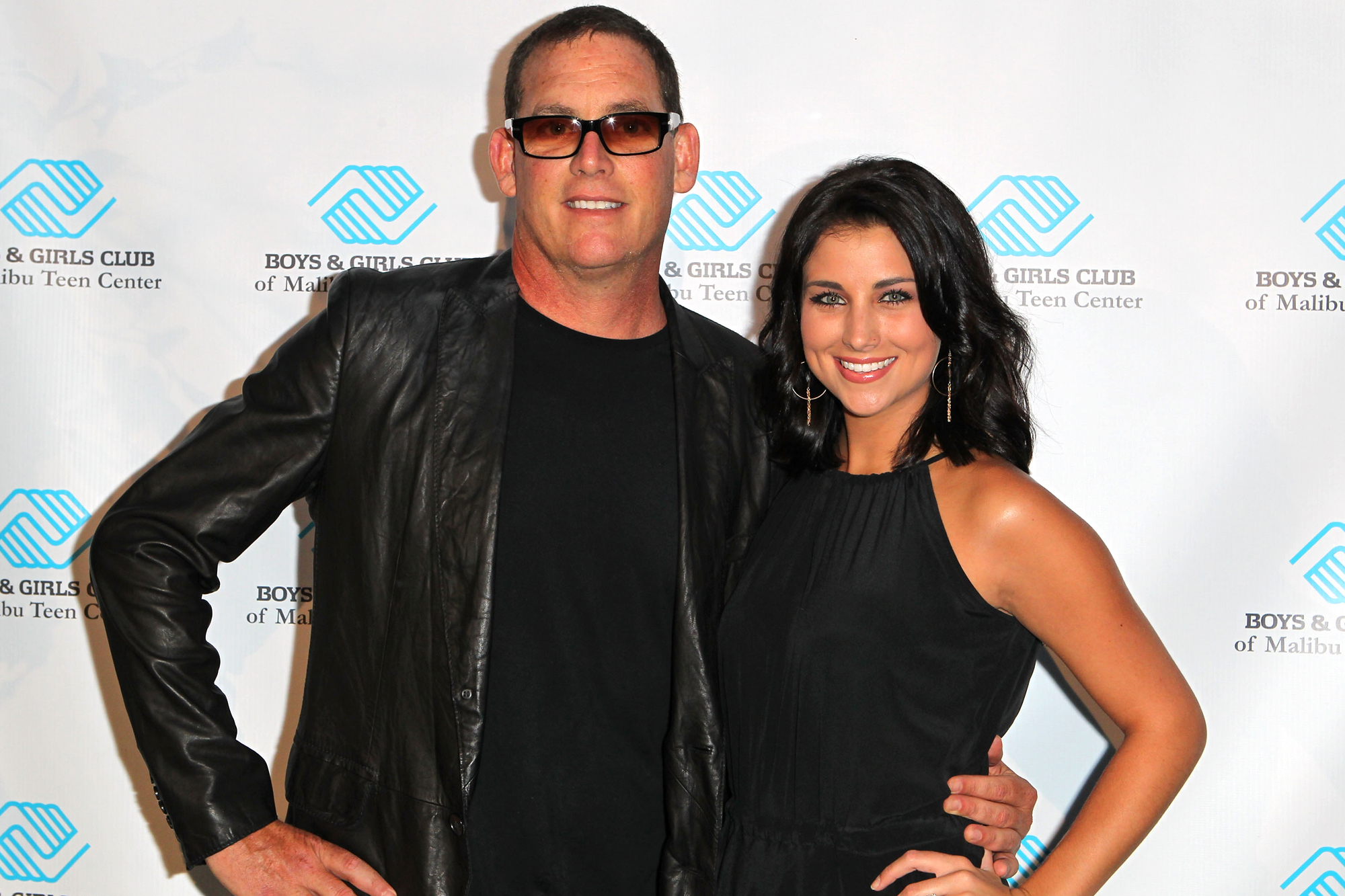 Mike Fleiss and Miss America 2012 Laura Kaeppeler
