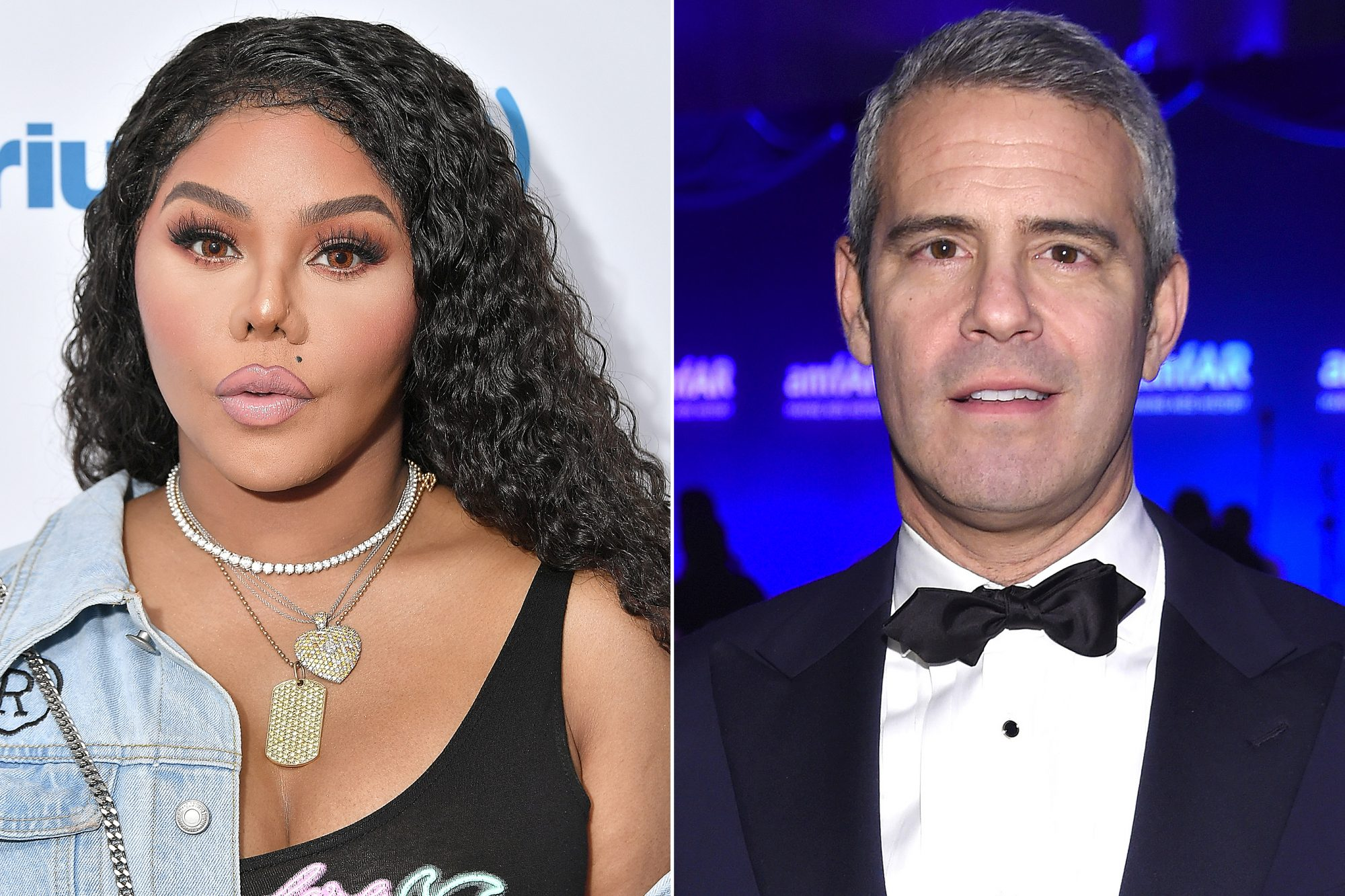 Lil Kim, Andy Cohen