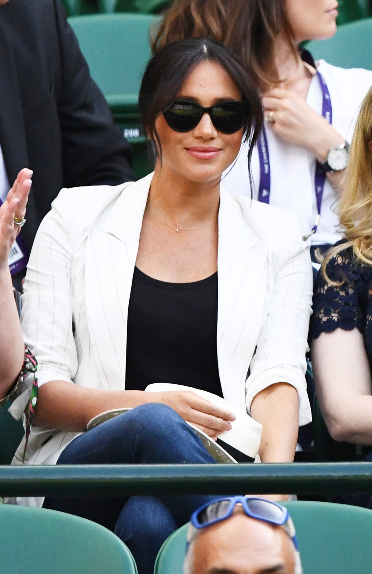 Meghan Duchess of Sussex Wimbledon