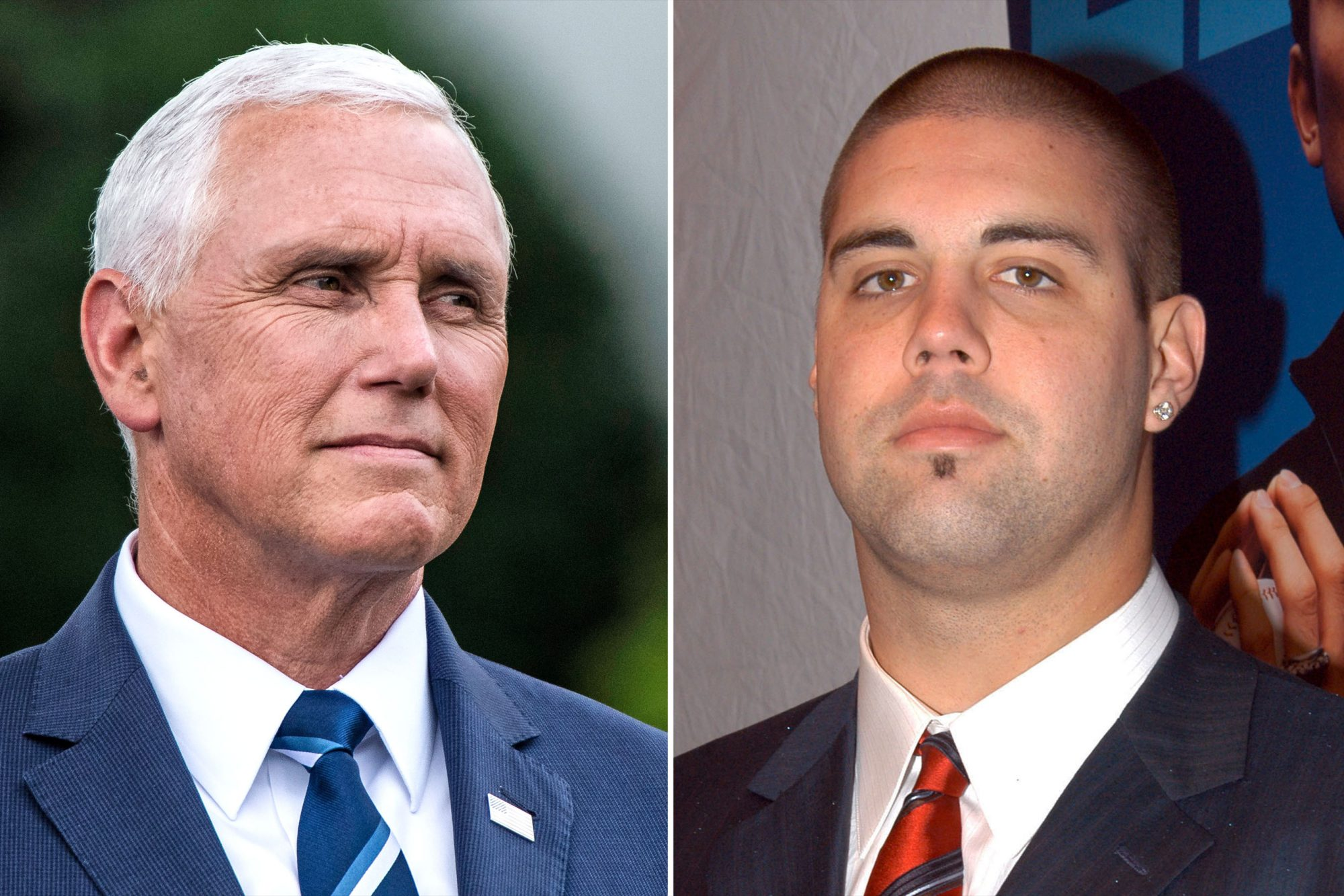 Mike Pence & Jeff Hatch