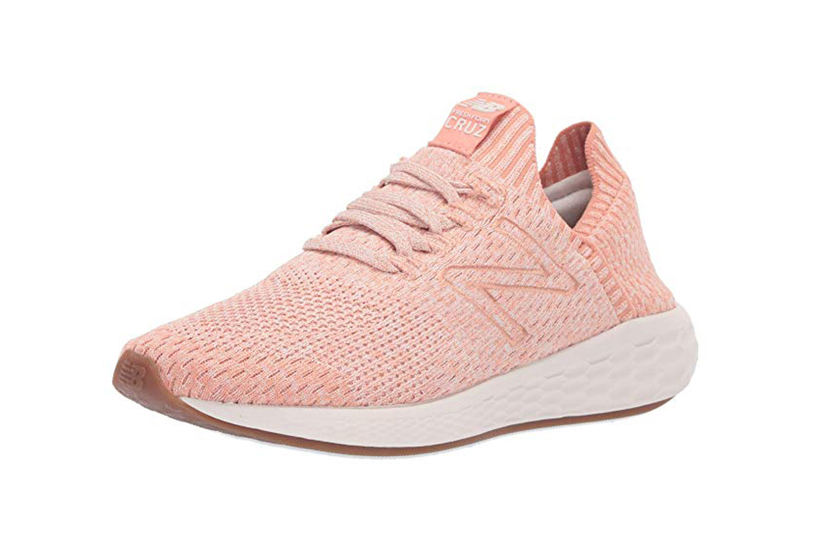 New Balance Women's Cruz Sock Fit V2 Fresh Foam Running Shoes on Amazon Prime Day