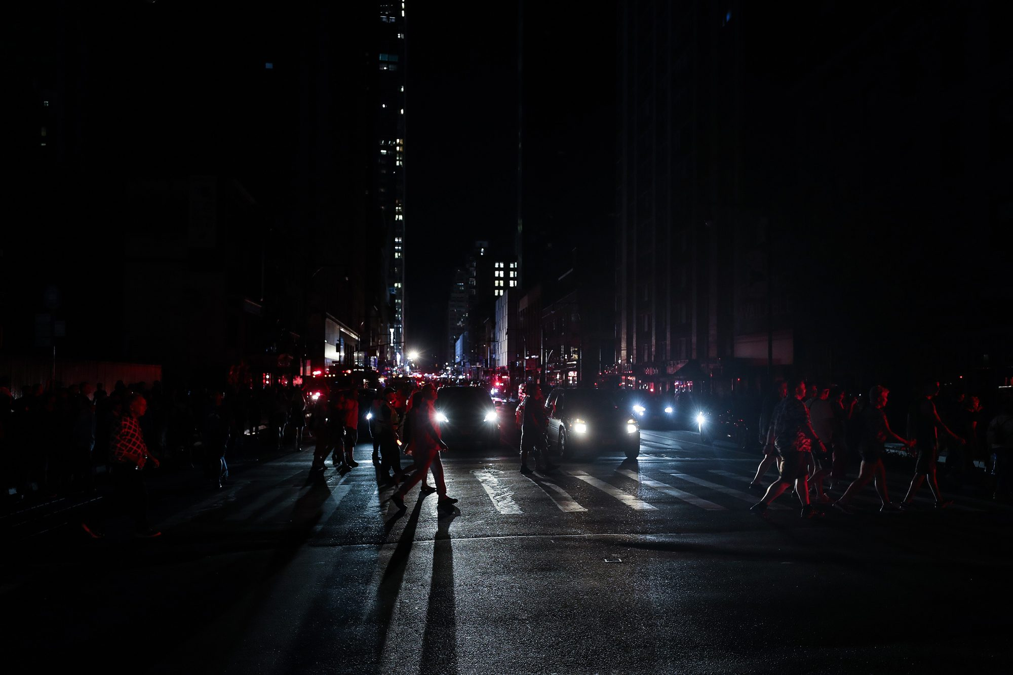 New York blackout