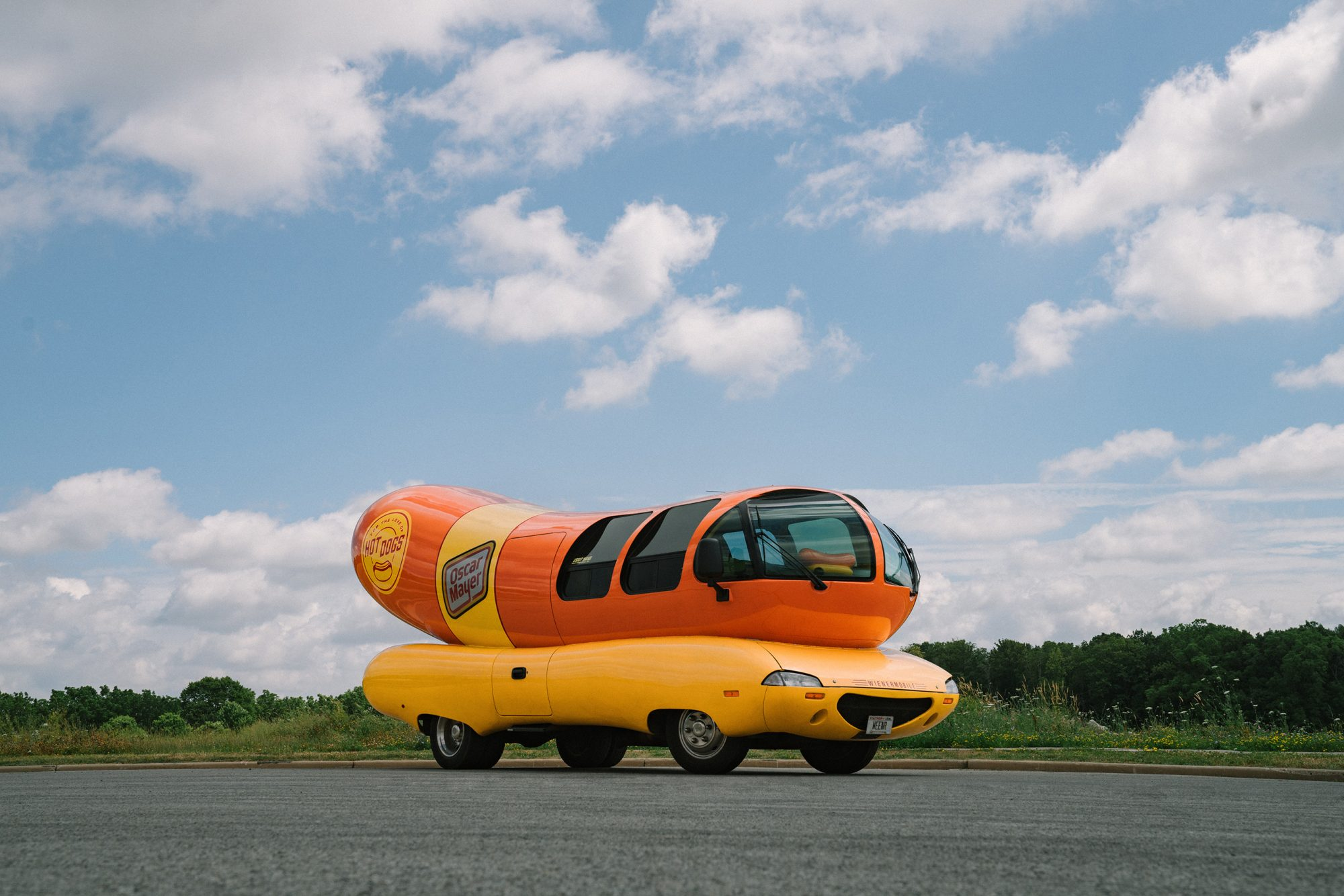 Oscar Mayer Lists the Wienermobile on Airbnb for National Hot Dog Day