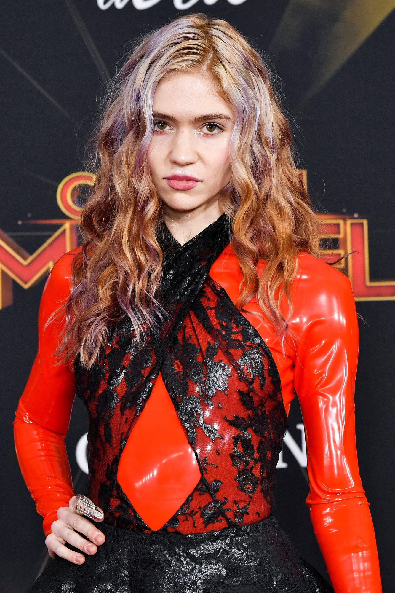 'Captain Marvel' Film Premiere, Arrivals, El Capitan Theatre, Los Angeles, USA - 04 Mar 2019