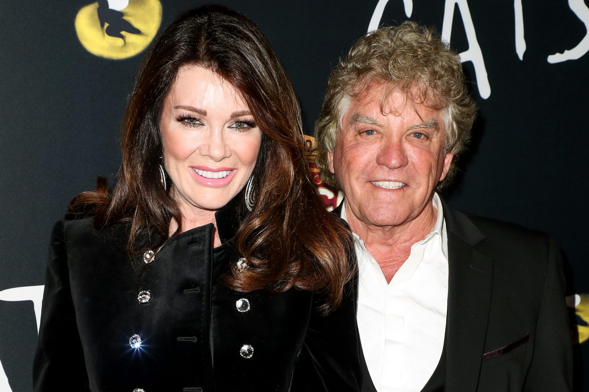 Lisa Vanderpump-Todd and Ken Todd