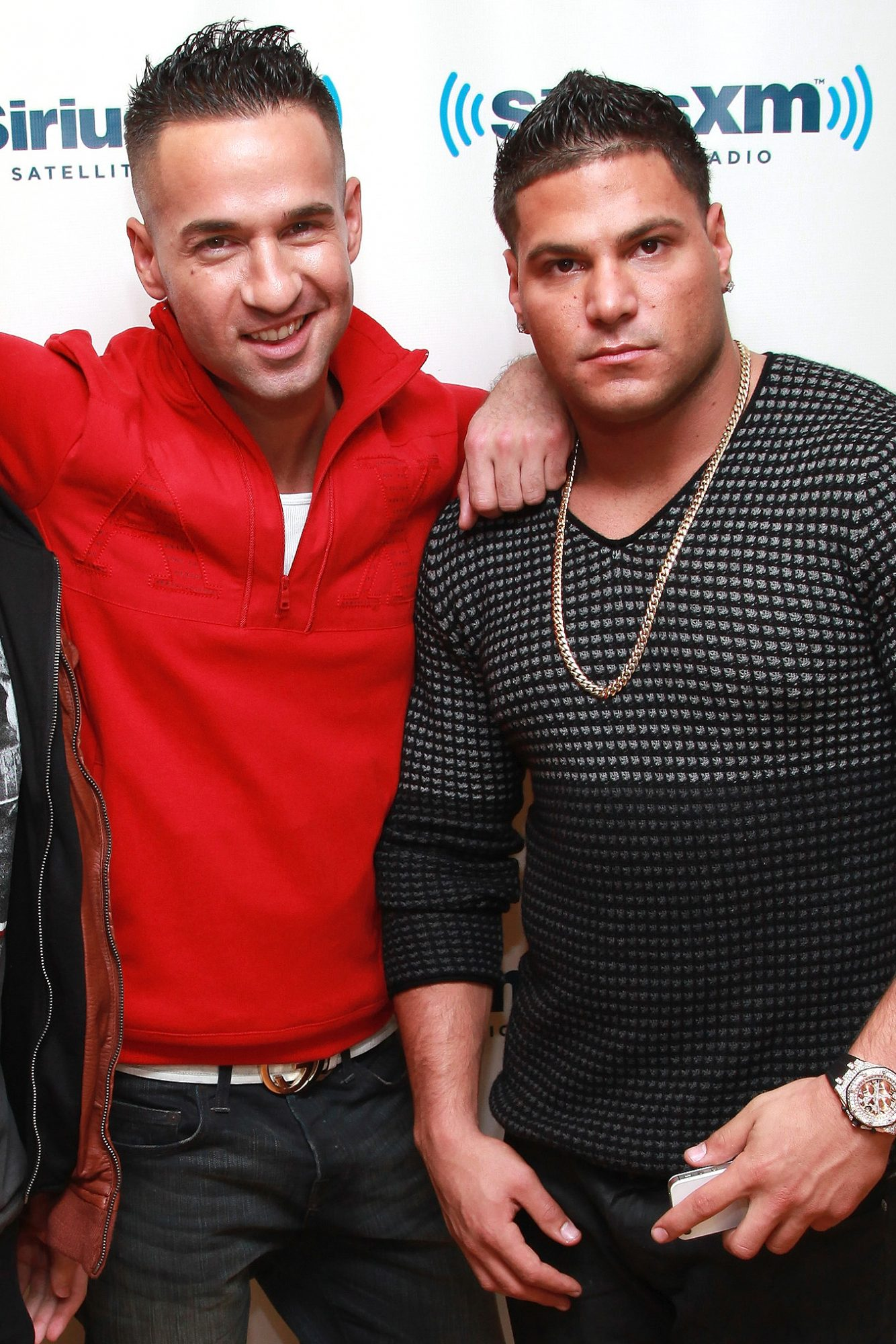 Mike Sorrentino and Ronnie Ortiz-Magro