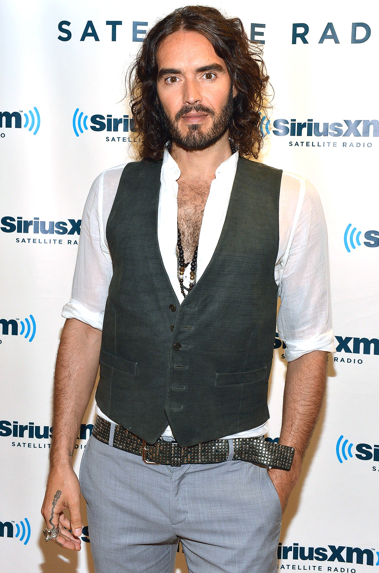 Celebrities Visit SiriusXM Studios - June 10, 2013