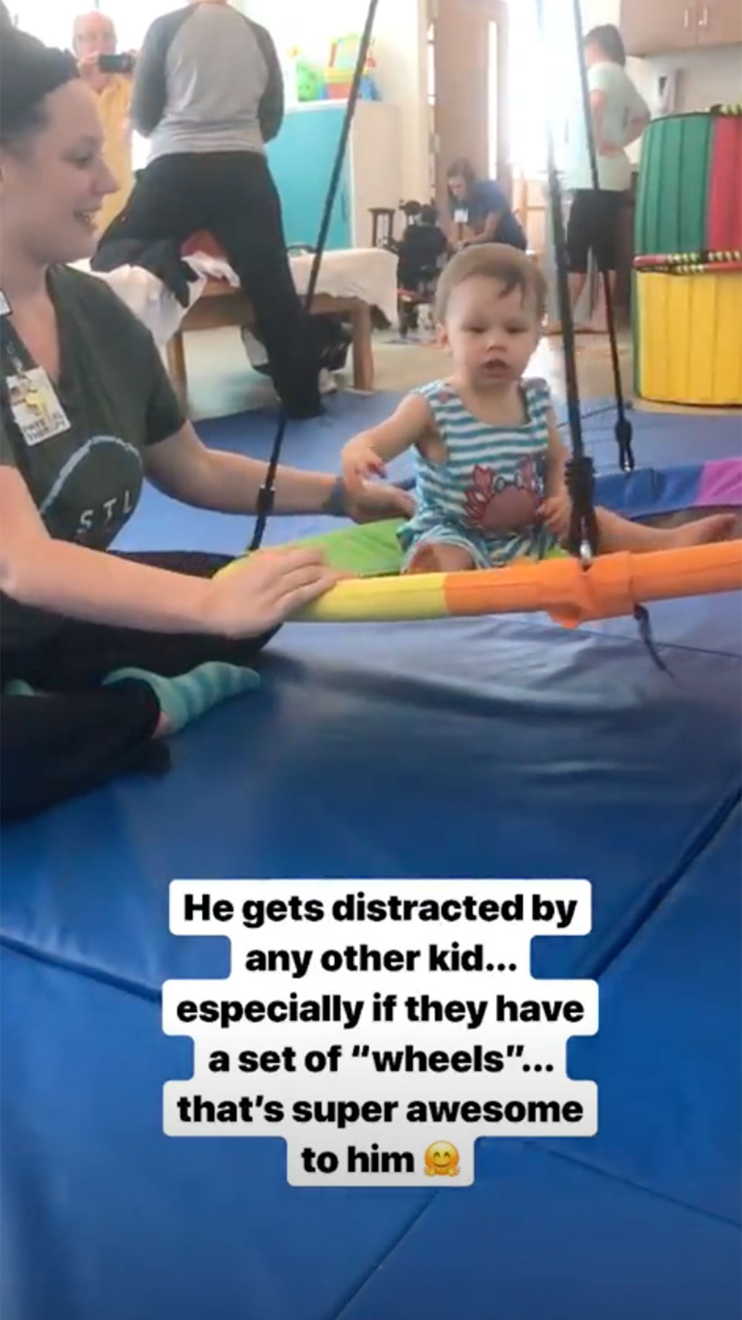 Meghan King Edmonds' son Hart