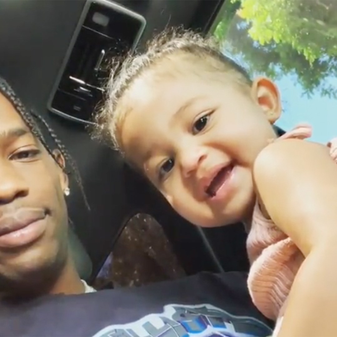 Travis Scott & Stormi