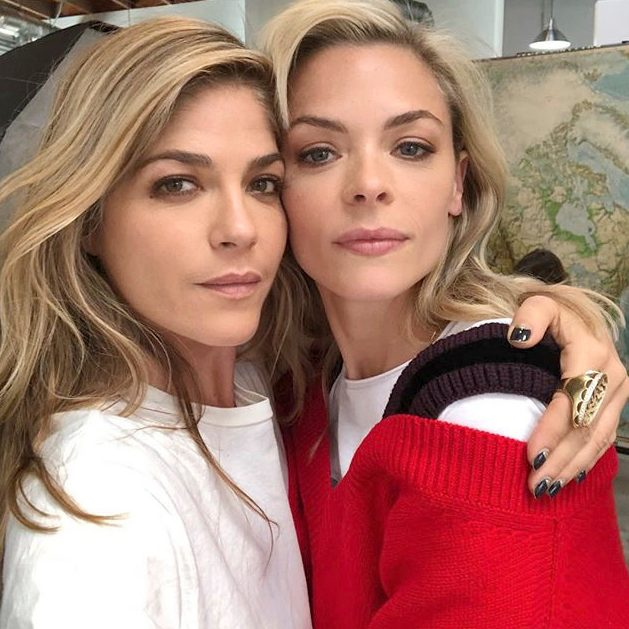 selma Blair and Jamie king