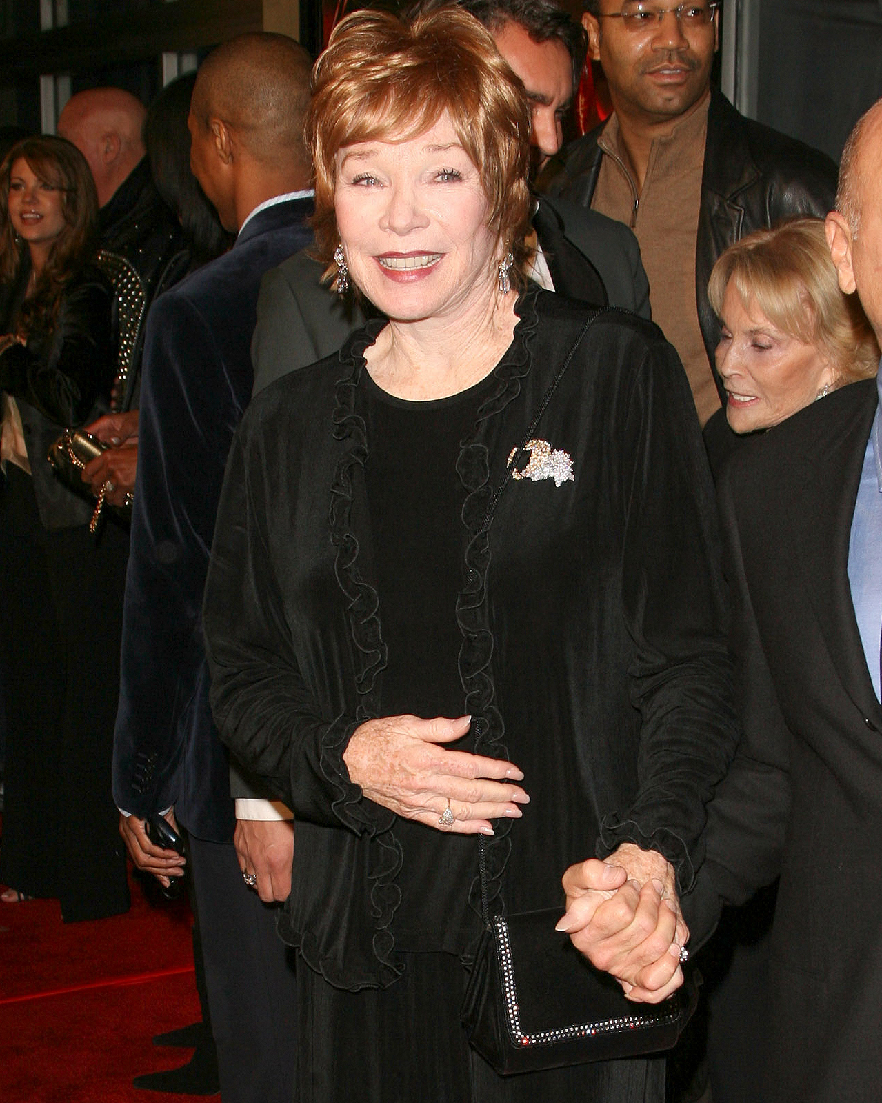 Shirley Maclaine rollout