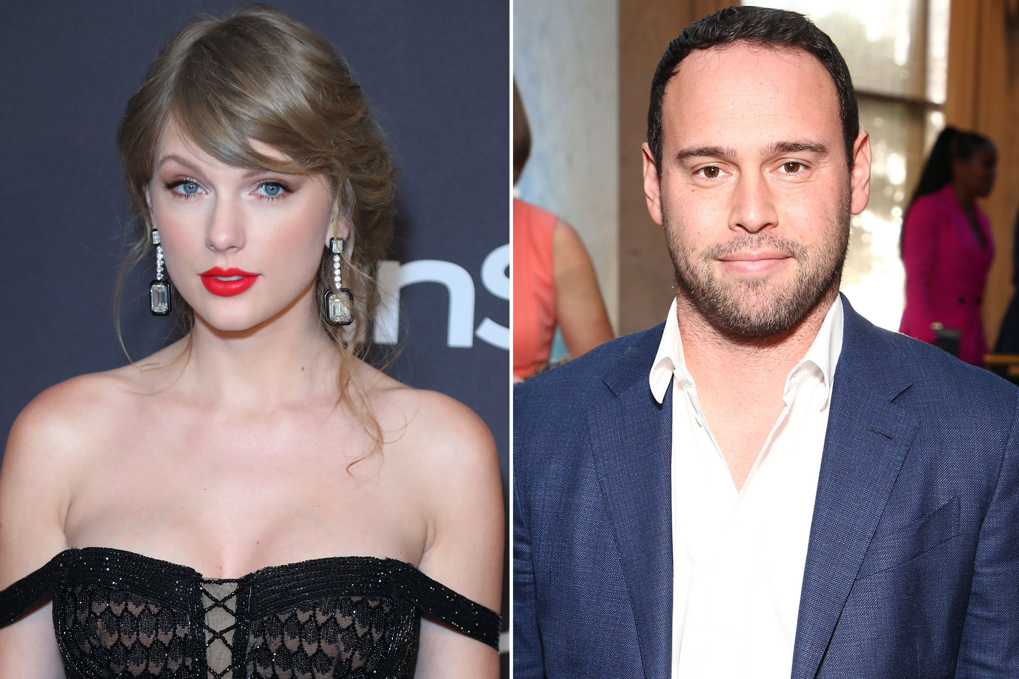 Taylor Swift Slams Scooter Braun After He Buys Masters People Com