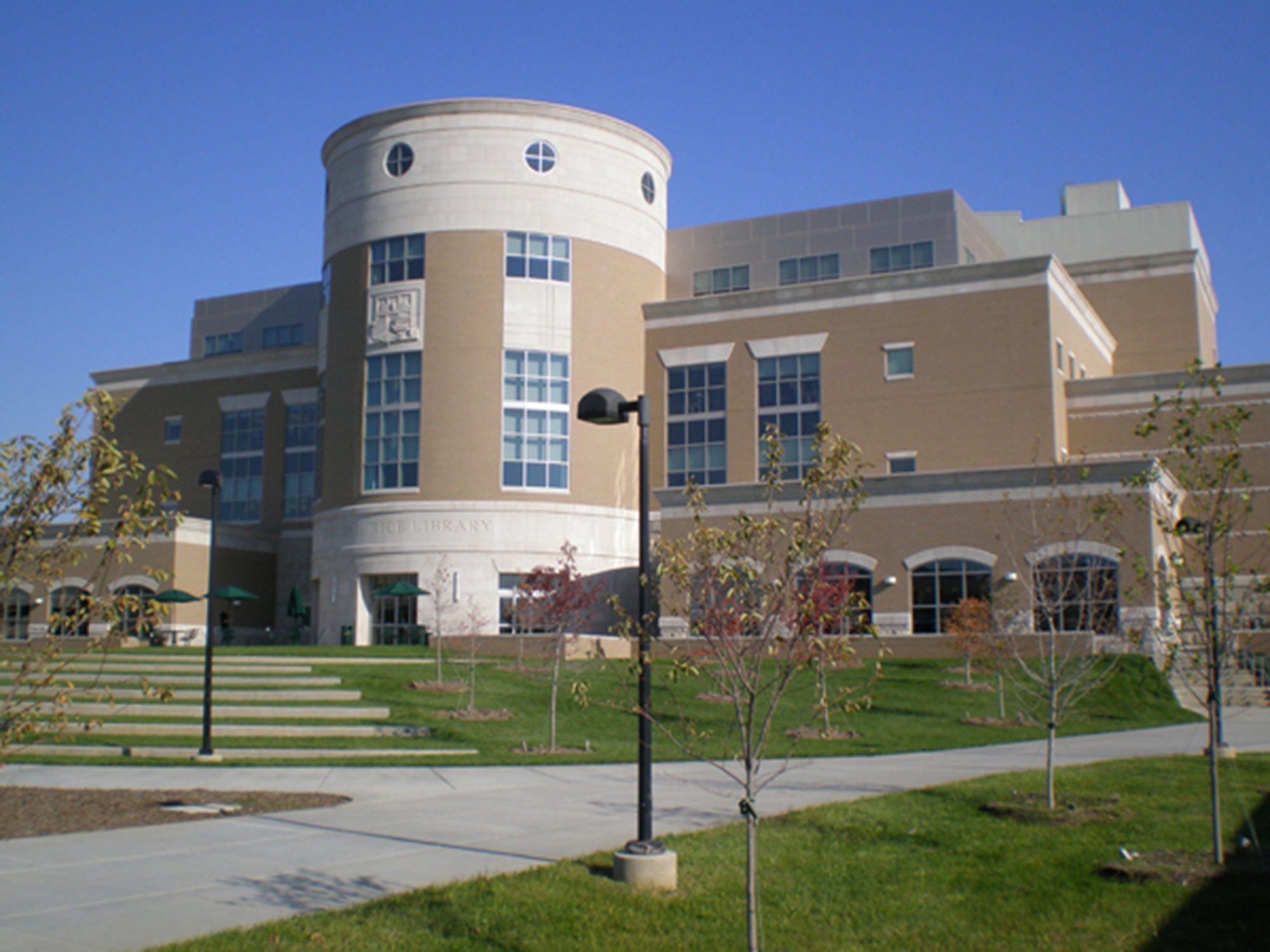 University of Southern Indiana campus