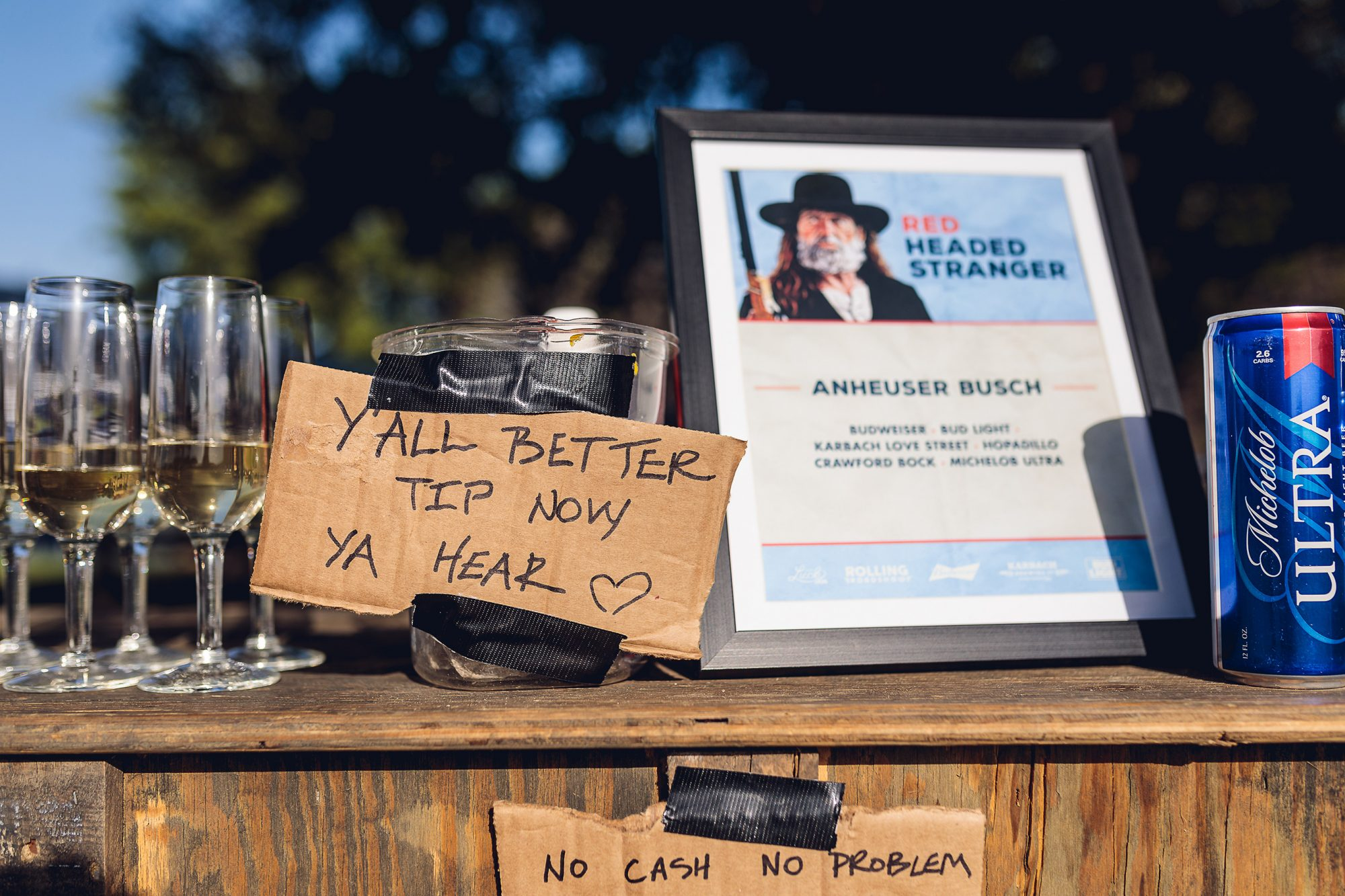 LUCK CINEMA: RED HEADED STRANGER presented by Rolling Roadshow and Luck Productions at Willie Nelson's Luck Texas Ranch