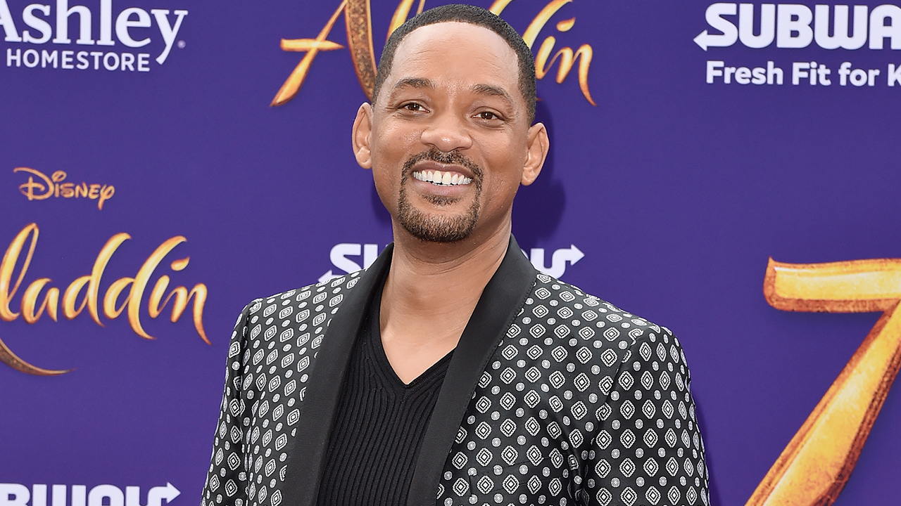 'Aladdin' Star Will Smith Organized a Mac and Cheese Buffet on Set