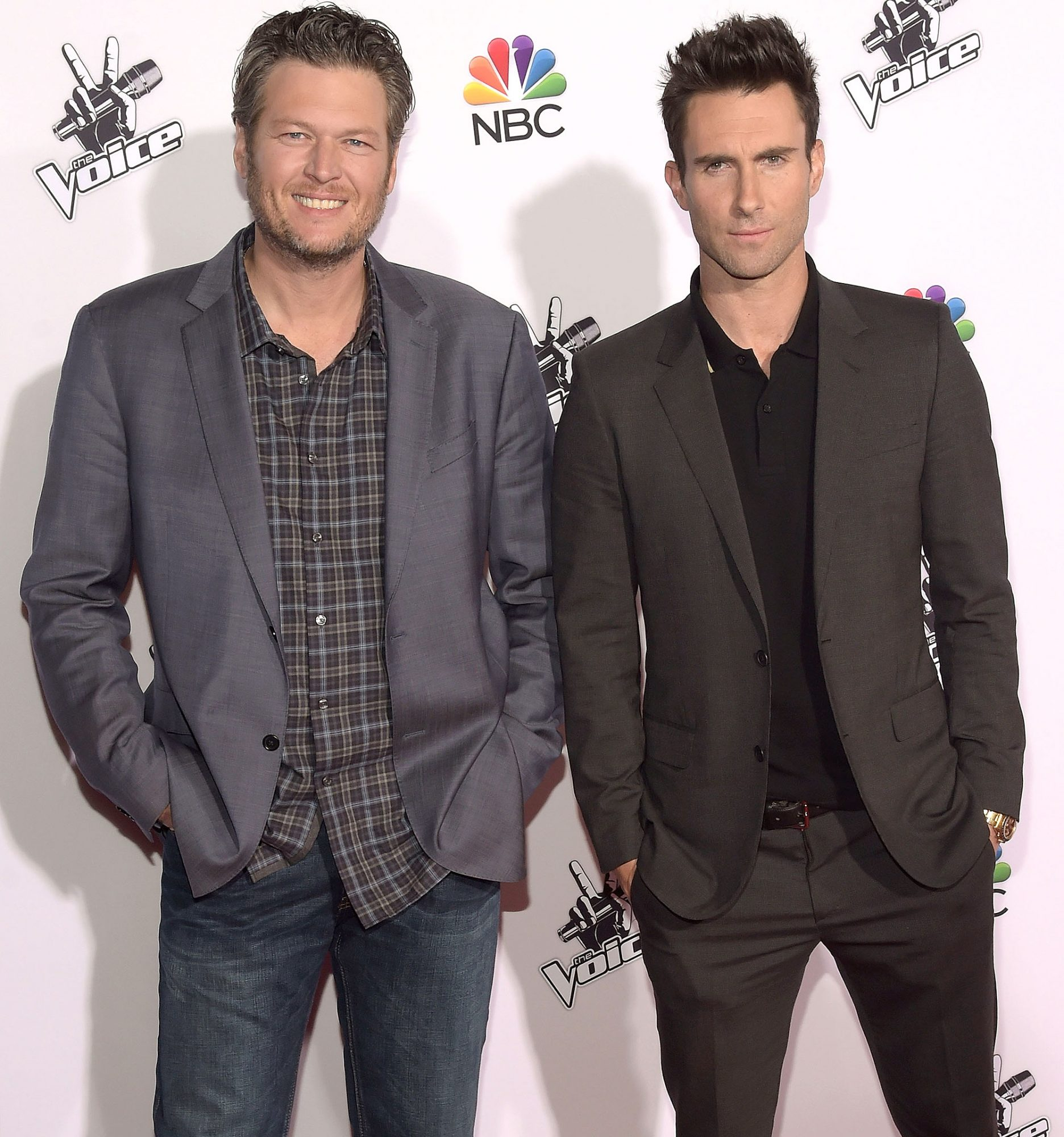 """After 12 seasons on The Voice together, Shelton and Levine have formed an unbreakable bond. """"I remember when I saw him at the meeting at NBC, I was instantly very taken by him 'cause he was definitely not your typical country artist,"""" Levine told PEOPLE. """"He was not a cookie-cutter guy, and the second we met, we were friends. All of the bulls--- that we do comes from a place of love."""""""