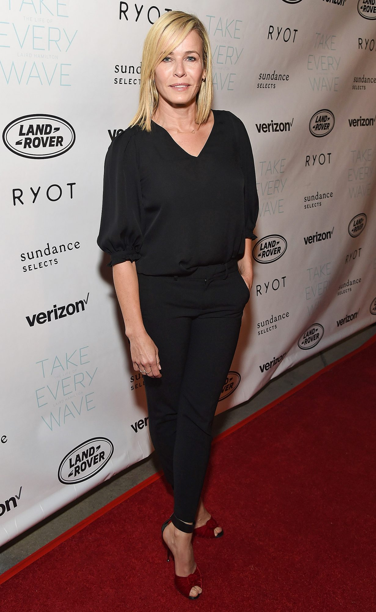 The Los Angeles Premiere of Take Every Wave: The Life Of Laird Hamilton, Sponsored By Land Rover, Verizon and RYOT