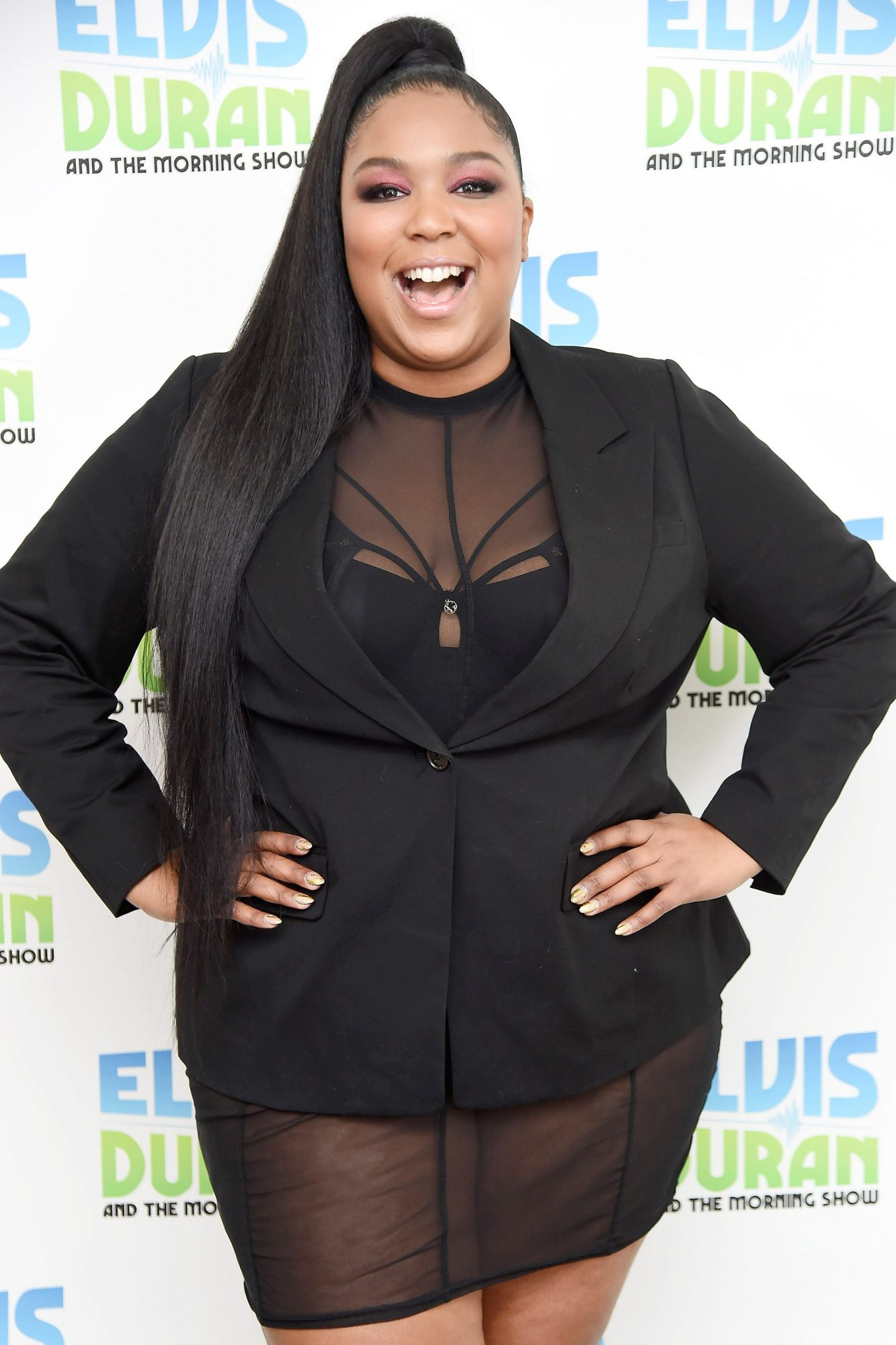 """Lizzo Visits """"The Elvis Duran Z100 Morning Show"""""""