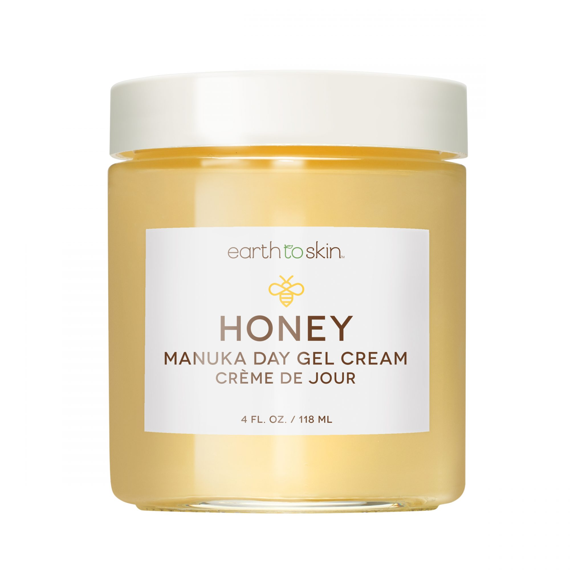 Earth to Skin Honey Manuka Calming Day Gel Cream at Walmart