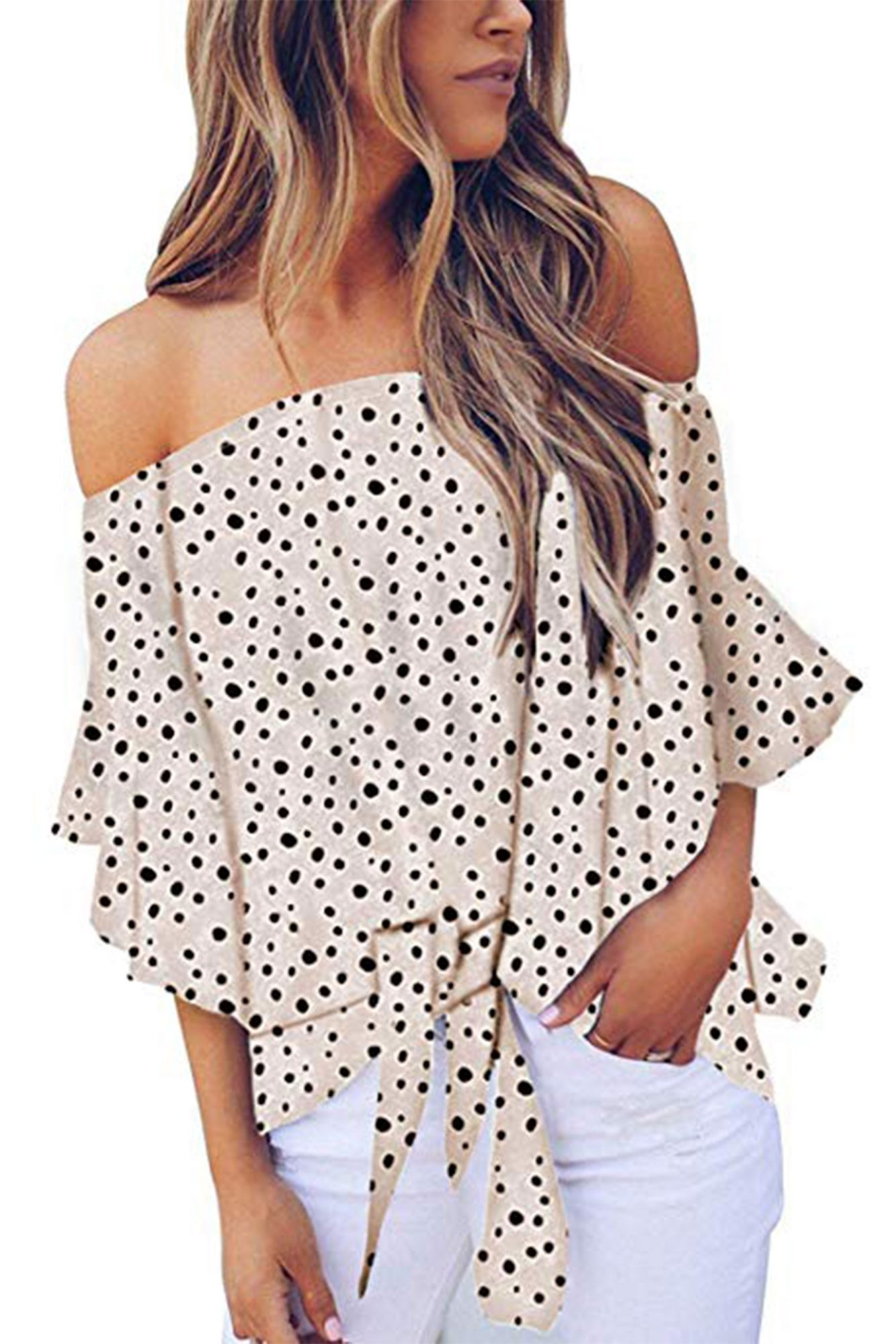 Amazon Fashion Off Shoulder Top Shopping Post