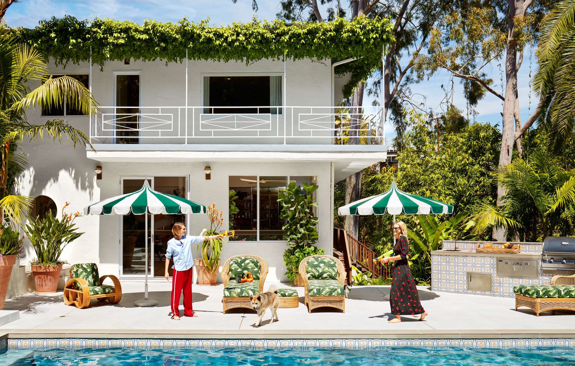 Architectural Digest September cover issue