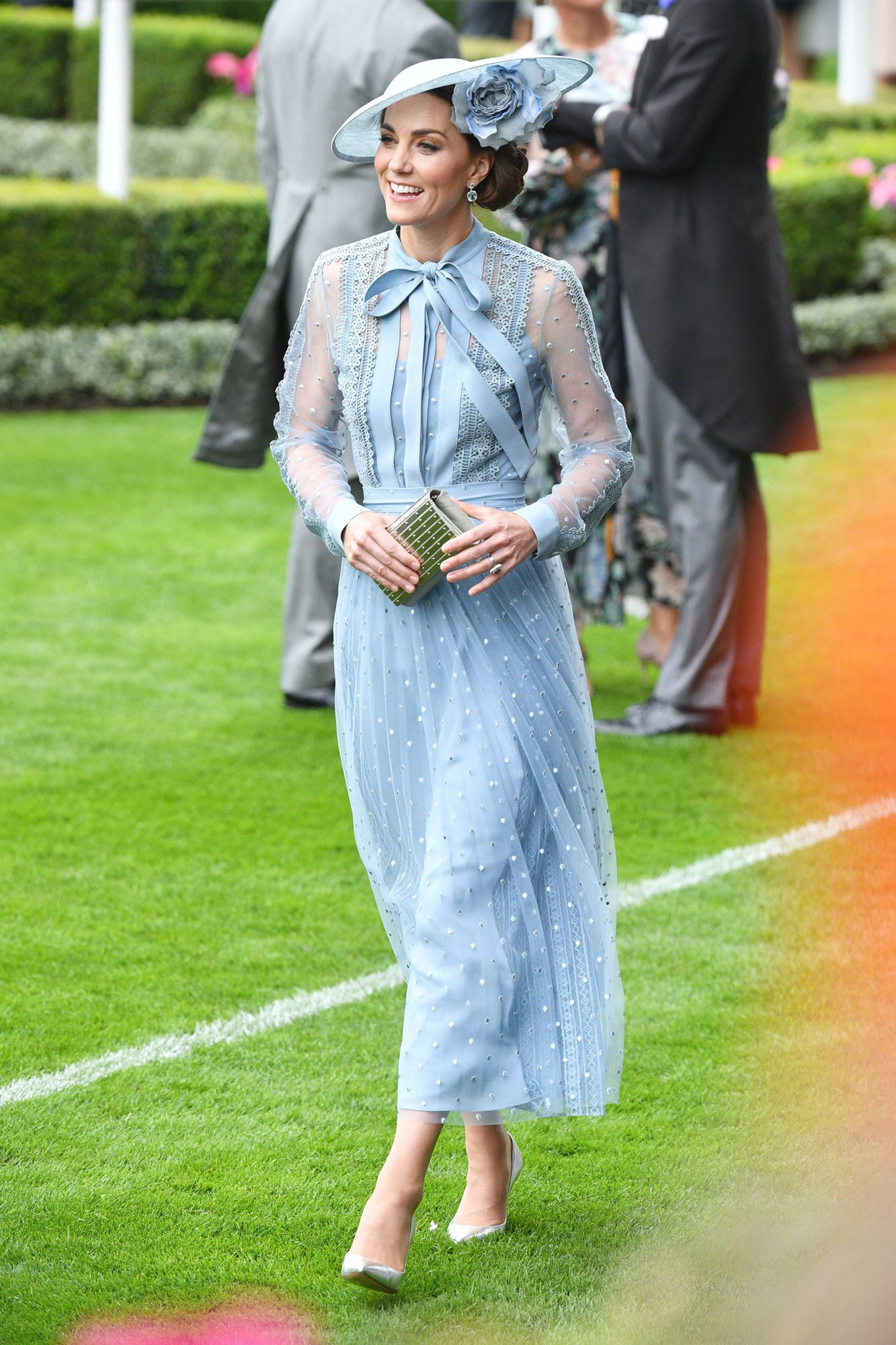 Catherine Duchess of Cambridge Royal Ascot