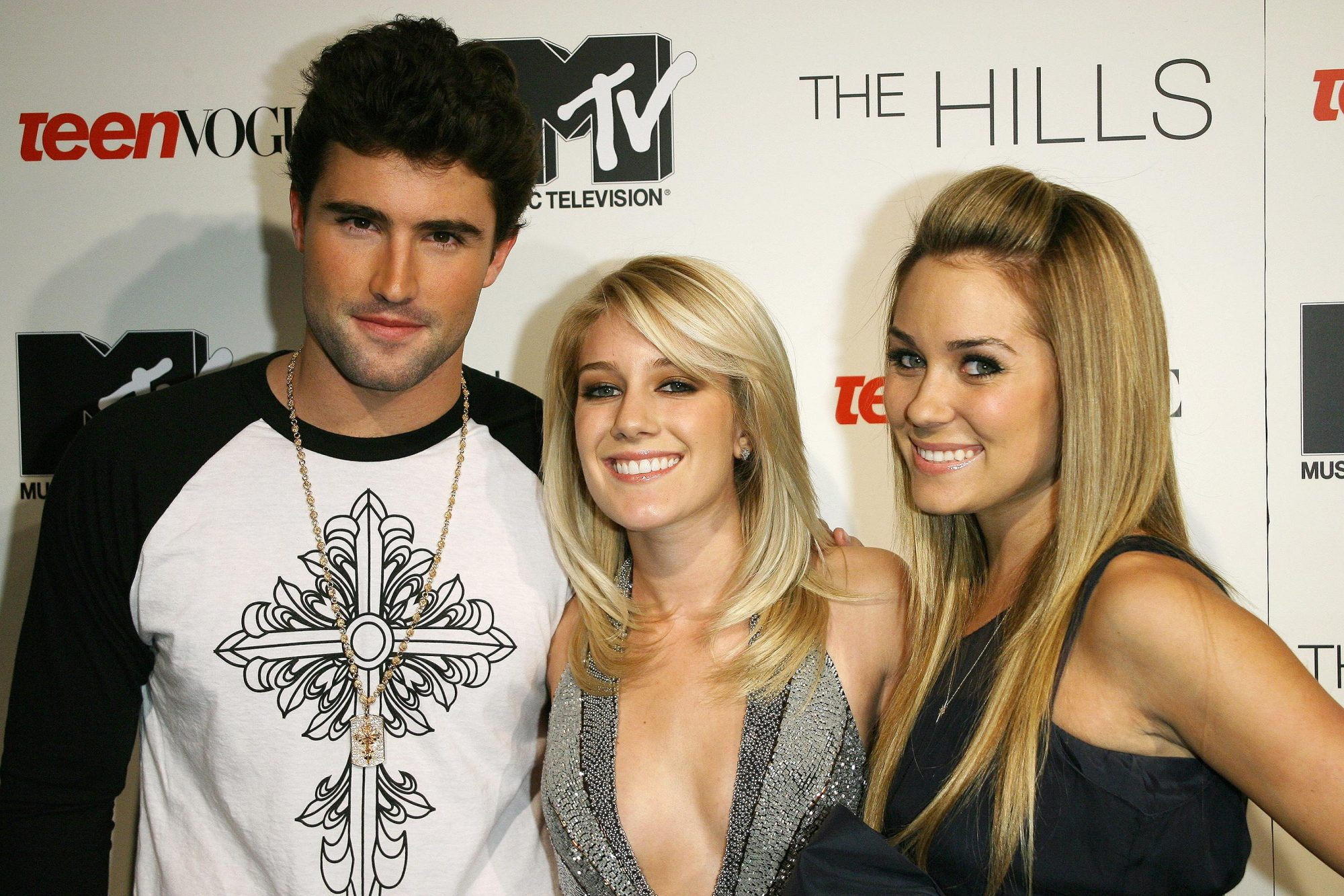 Brody Jenner throwback